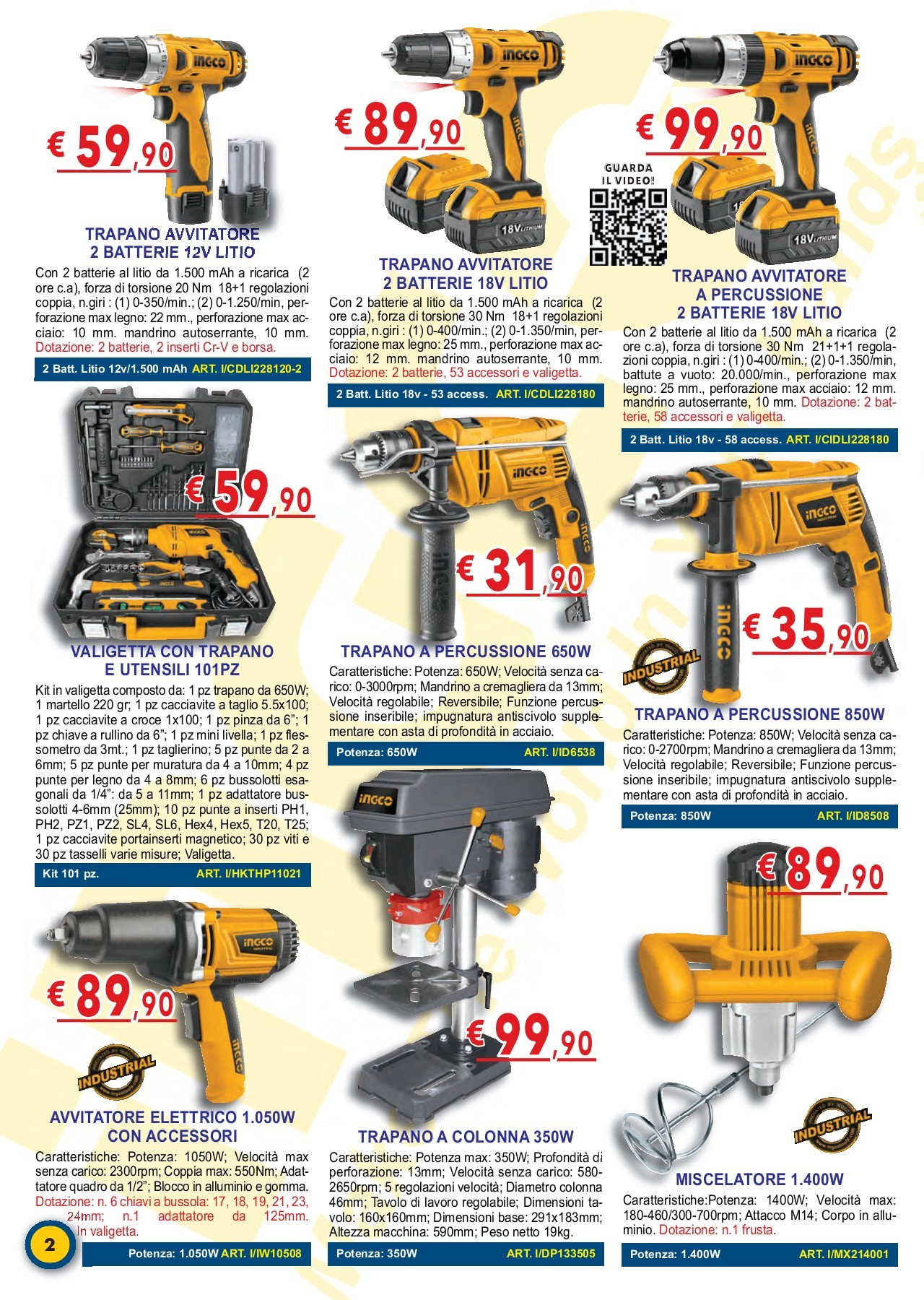 Neo Tools 08//–/580//–/Chiave a bussola lunga, 12/punte, 8/mm, 1//2