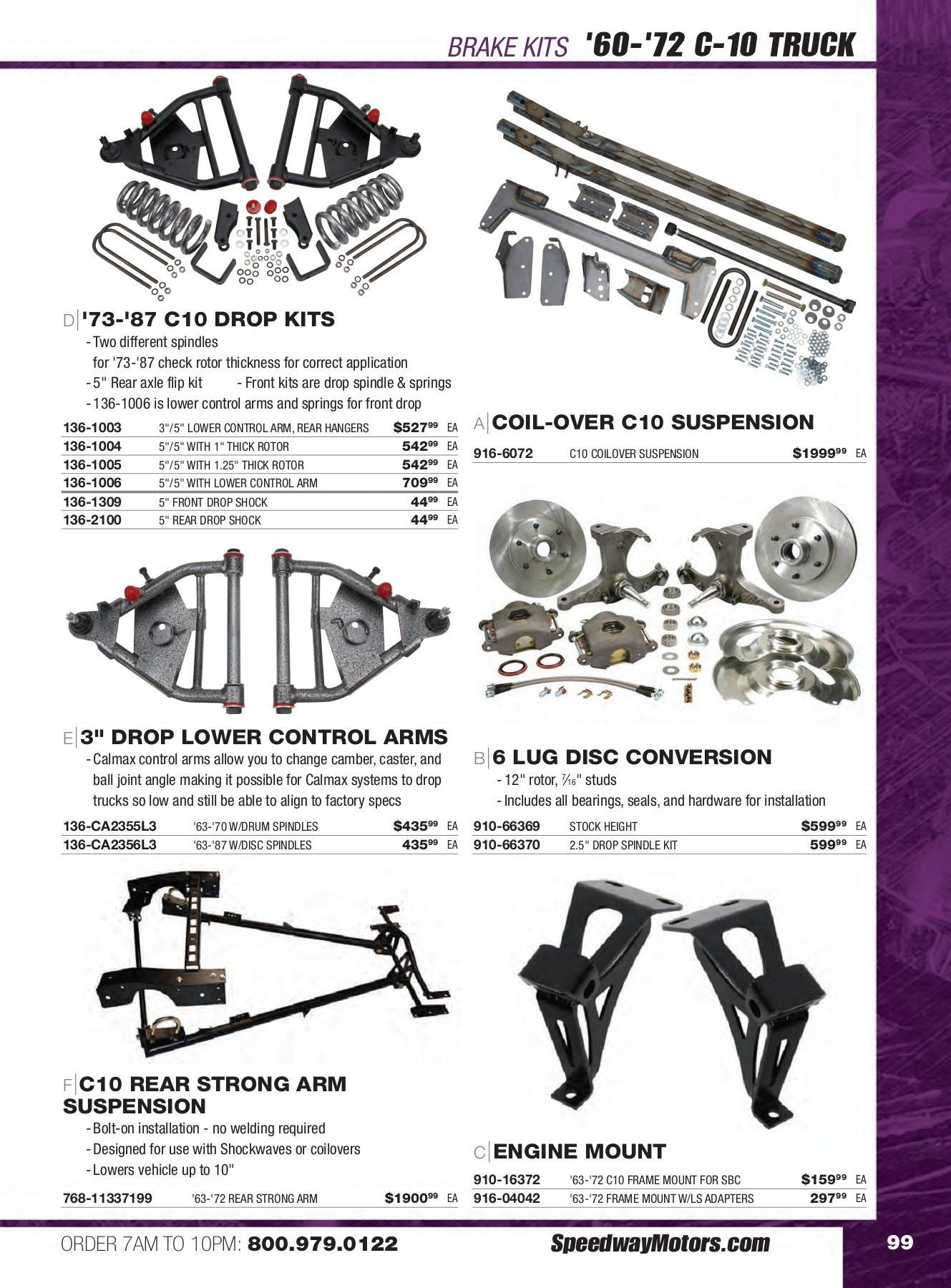 Inner and Outer Tie Rod Ends Adjustment Sleeves and Idler Arm w//2.5 Bolt Pattern Lower Ball Joints Complete 13-Piece 4x4 Only Front Suspension Kit Includes Upper Control Arms Sway Bar End Links
