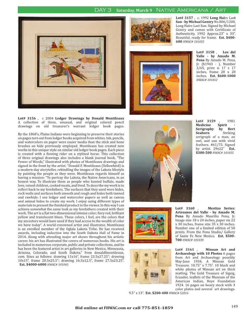 March Wigwam Auction Catalog Flip Book Pages 151 200 Pubhtml5