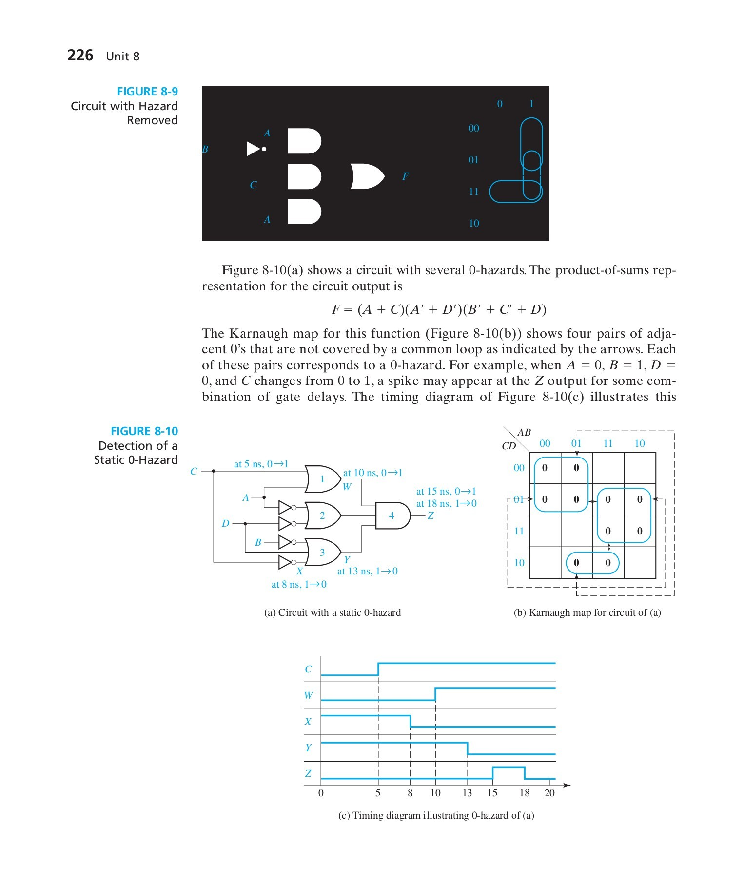 Fundamentals Of Logic Design Pages 251 300 Text Version Pubhtml5 Word Doc File 7segment Driver Ic And Inverter Wiring Diagram Thumbnails