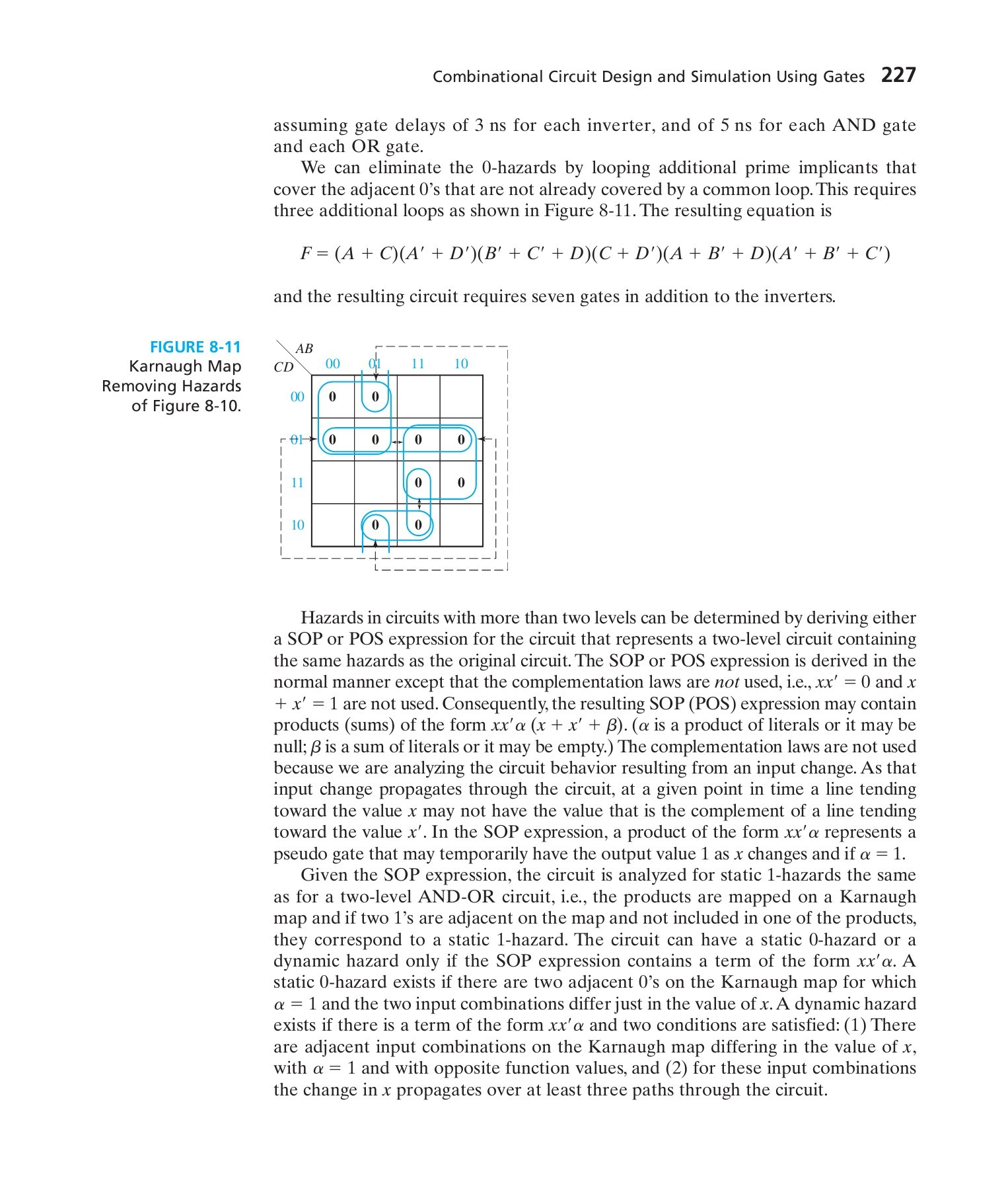 Fundamentals Of Logic Design Pages 251 300 Text Version Pubhtml5 Schematic For Converting Excess 3 To Bcd Thumbnails