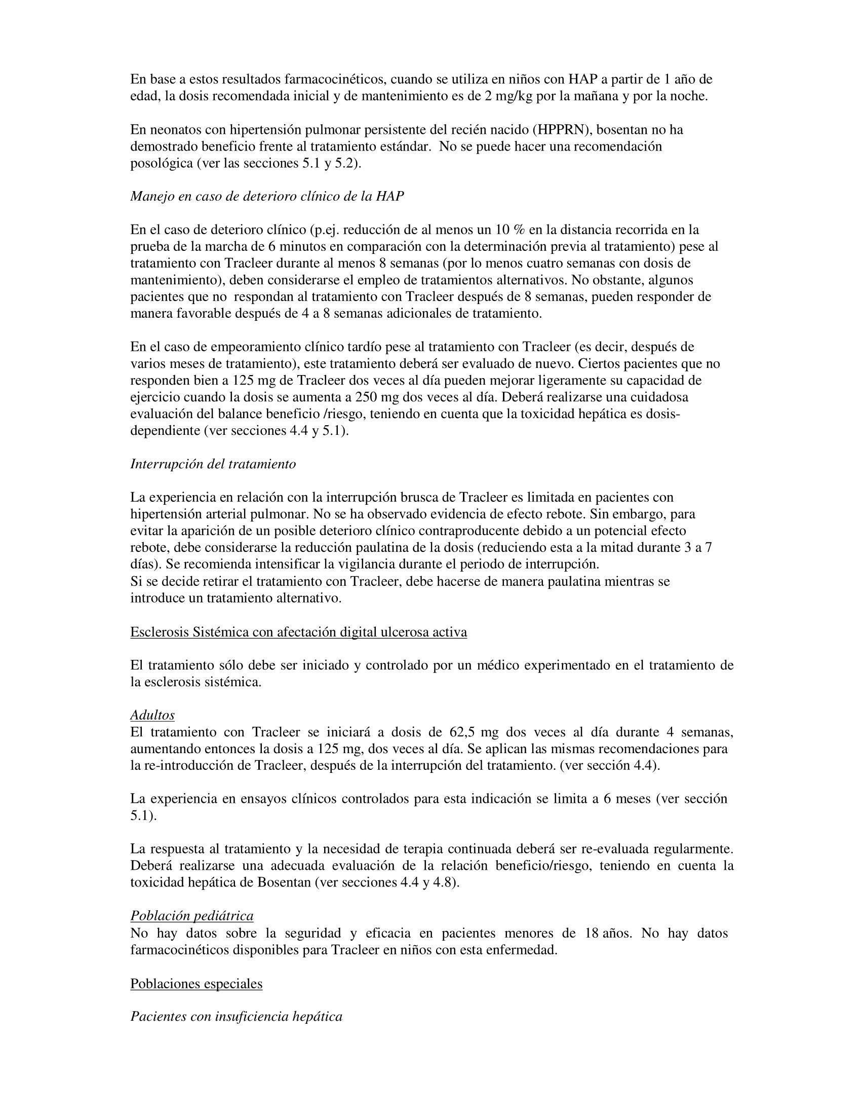 Prostaciclina hipertensión pulmonar adultos mono