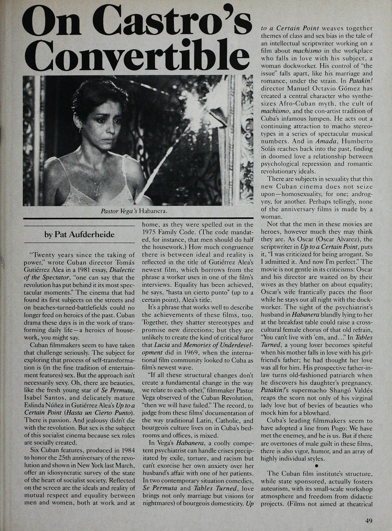 Amber Blank Sauce Porn volume 21 - number 03 may-june 1985-flip book pages 51-84