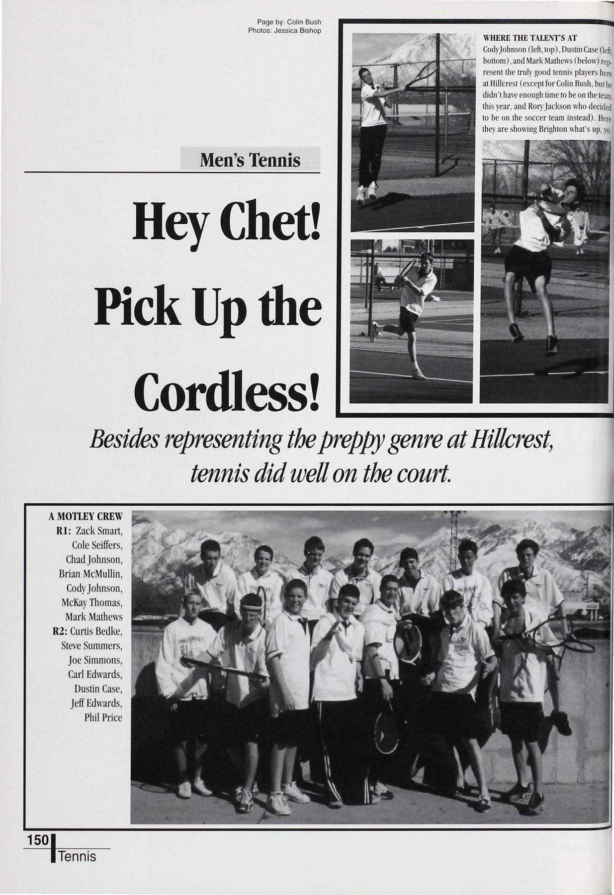 Hillcrest High Class Of 2002 Flip Book Pages 151 200 Pubhtml5