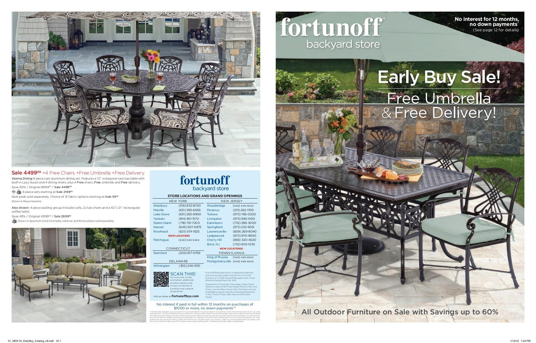 Fortunoff Backyard Store Paramus