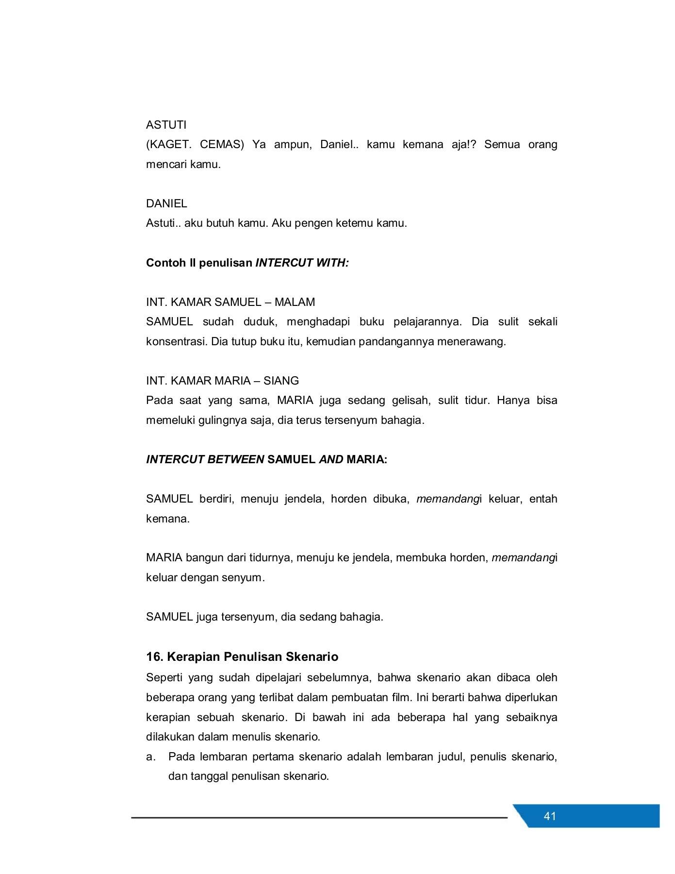 Modul 5 Mm Perancangan Film Pendek Flip Book Pages 51 82 Pubhtml5