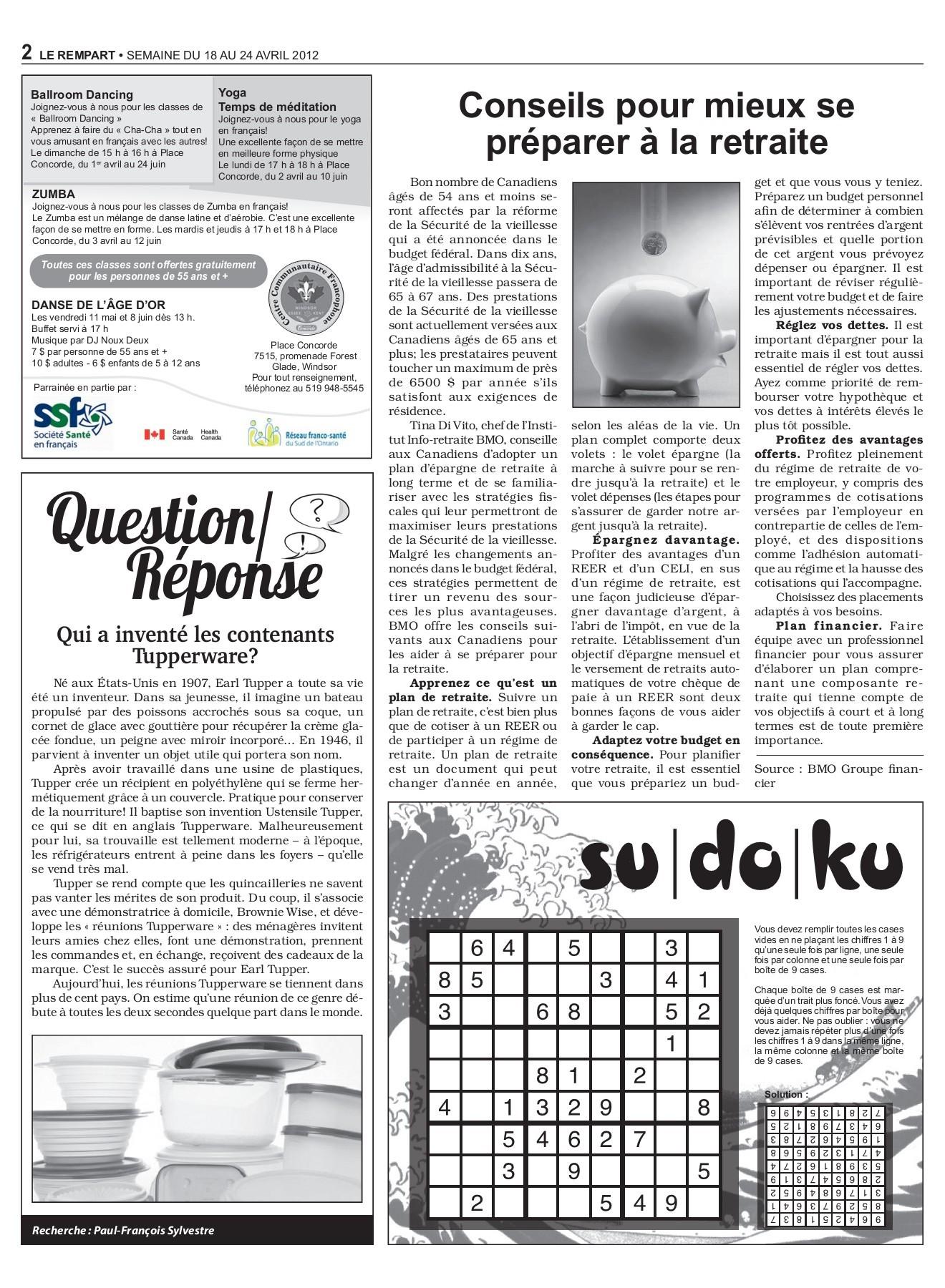 Pro Gouttiere Sainte Cecile 2012 04 18-flip book pages 1-12 | pubhtml5