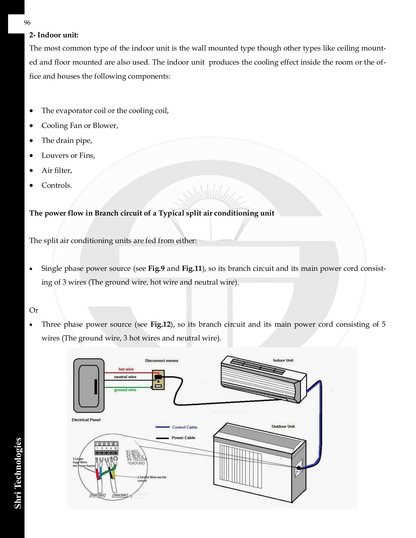 Repair And Maintenance Of Window Split Ac Pages 101 150 Text Unit Wiring Version Pubhtml5