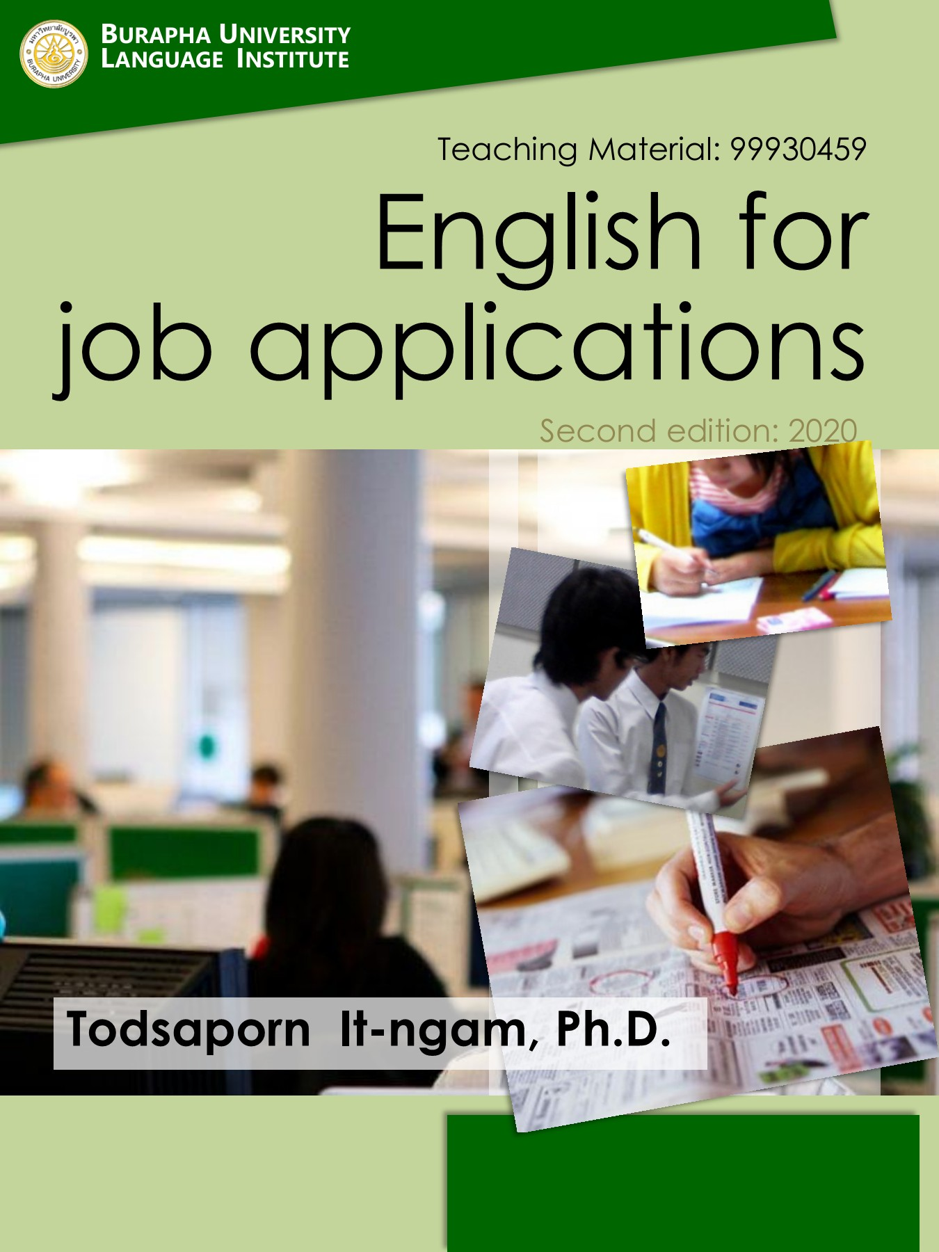English For Job Applications 2020 Flip Book Pages 1 50 Pubhtml5