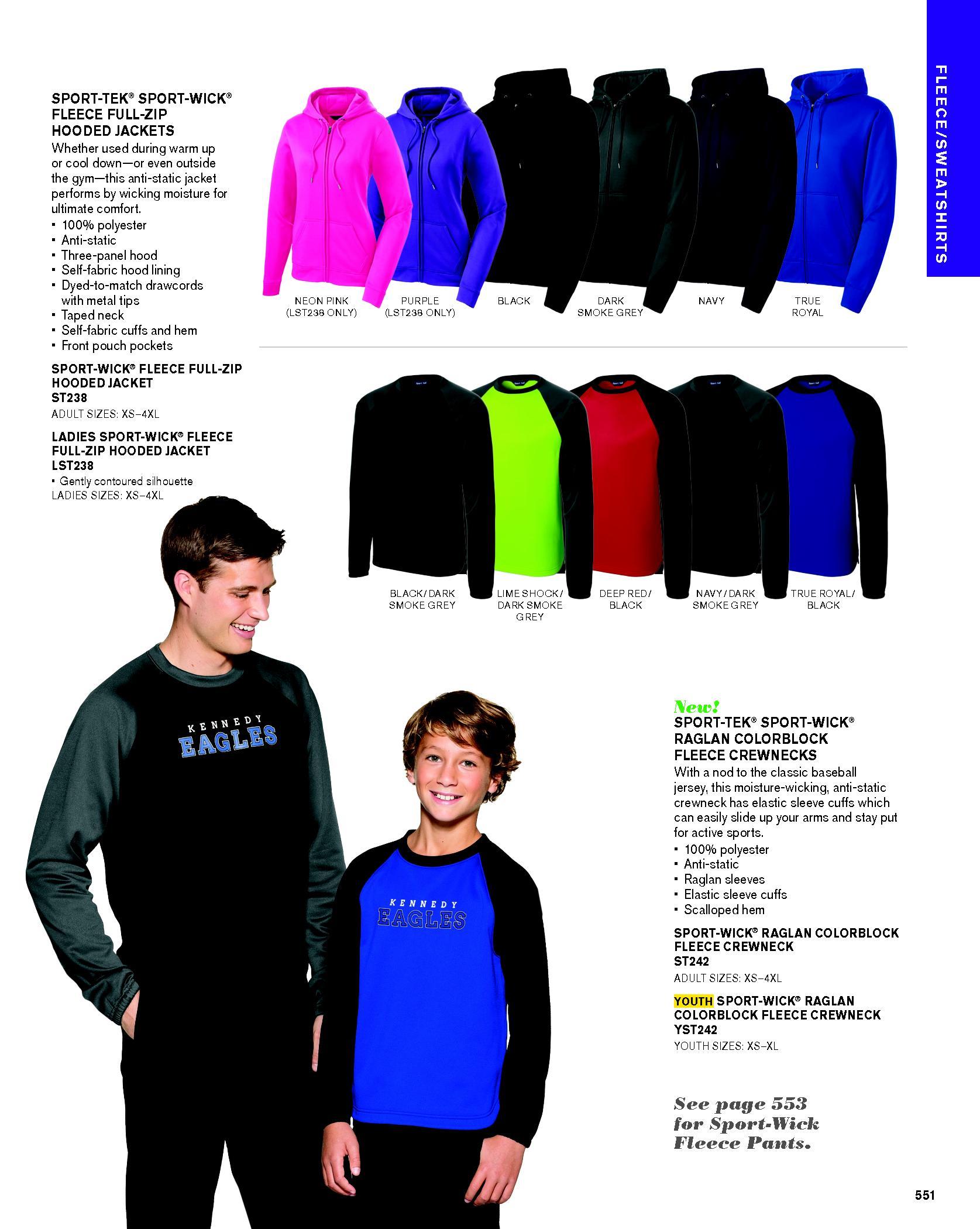 Vintage Heather X-Small Sport-Tek Full-Zip Hooded Sweatshirt