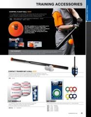 "10/"" Champro Softball Weighted Control Flight Training Balls 15 oz 4 Pack"