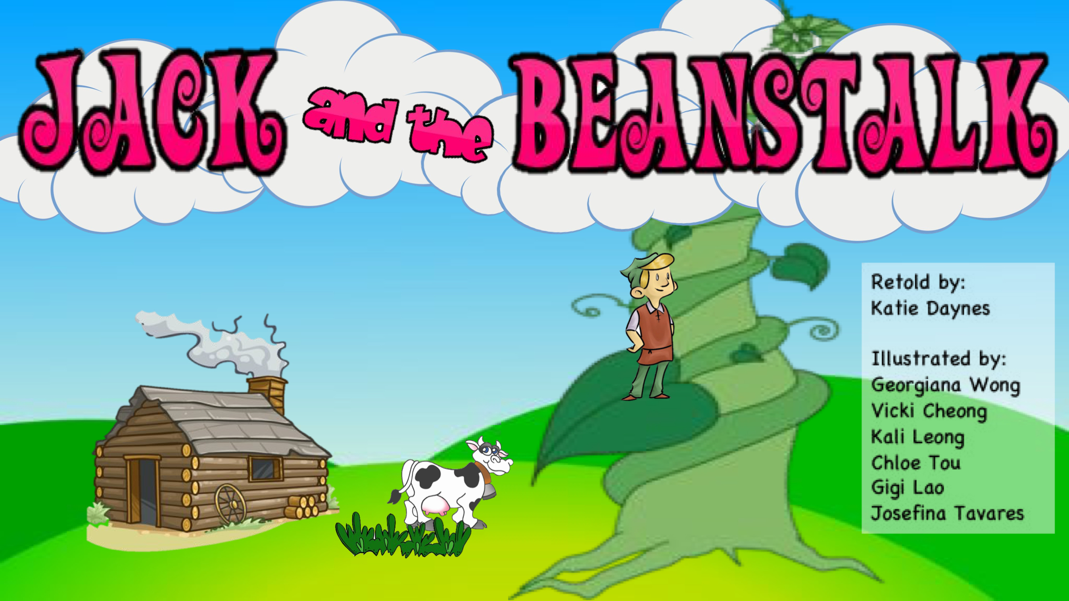 Jack And The Beanstalk Ebook