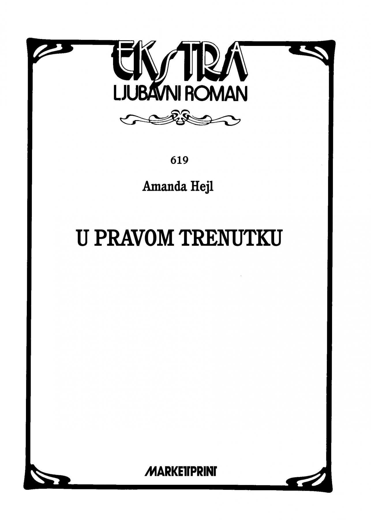 Romani novinarnica vikend ljubavni Astro Tarot