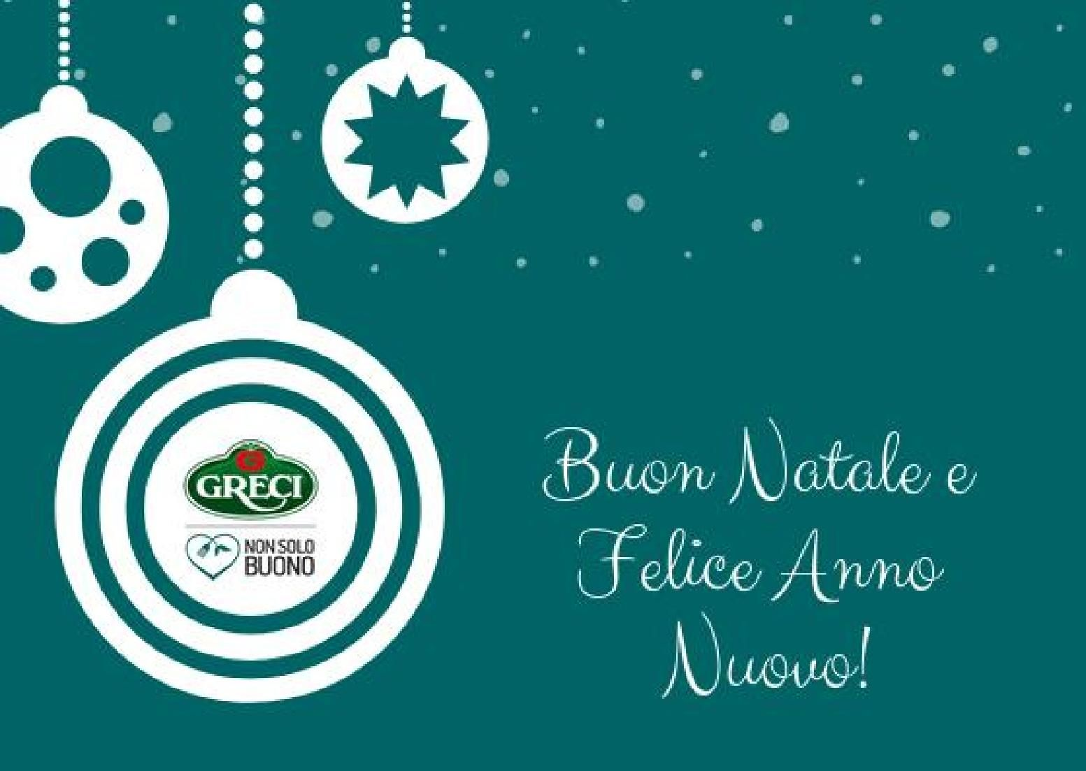 Buon Natale In Greco.Buon Natale E Felice Anno Nuovo 1 Converted Greci Industria Alimentare S P A Flip Pdf Pubhtml5