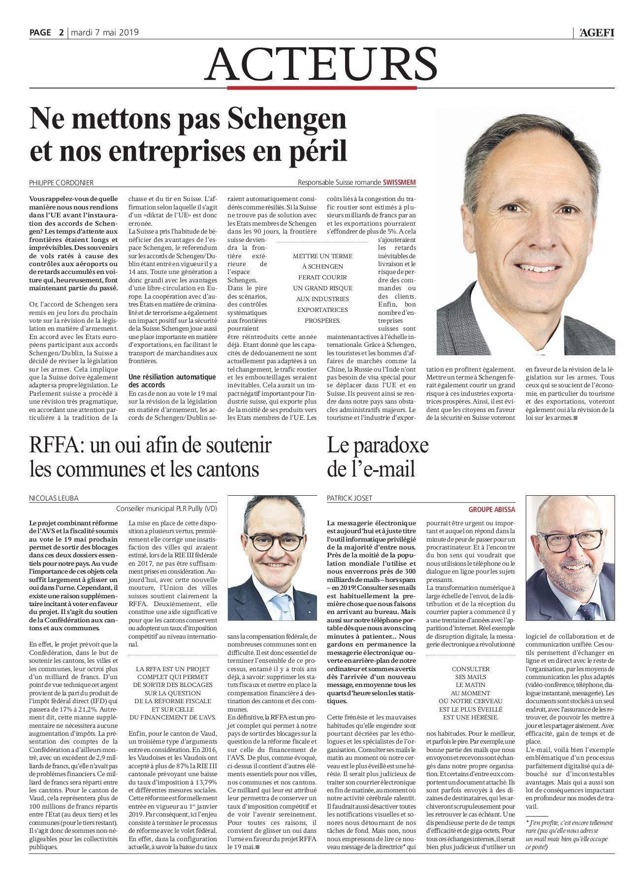 Grupo petrolier suisse romande