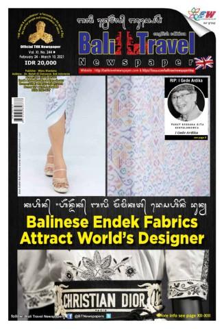 Bali Travel Newspaper Edisi 244 Descu0103rcare Carte 1 24 Pagini Pubhtml5