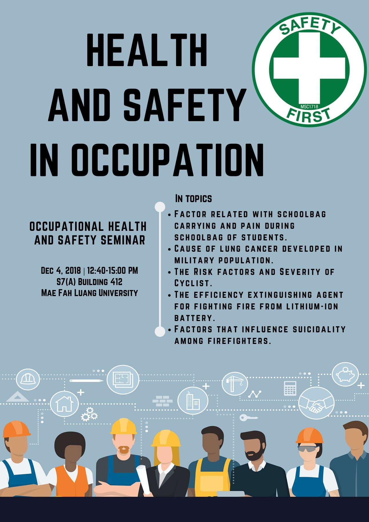 Health And Safety In Occupation Poster Flip Book Pages 1 1 Pubhtml5