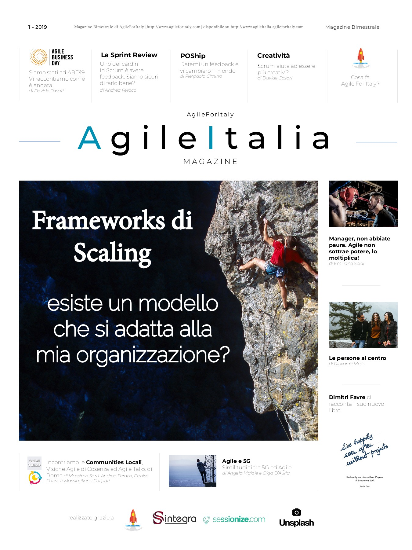 Scale Interne Poco Ingombranti 1_2019: frameworks di scaling-flip book pages 1-50   pubhtml5