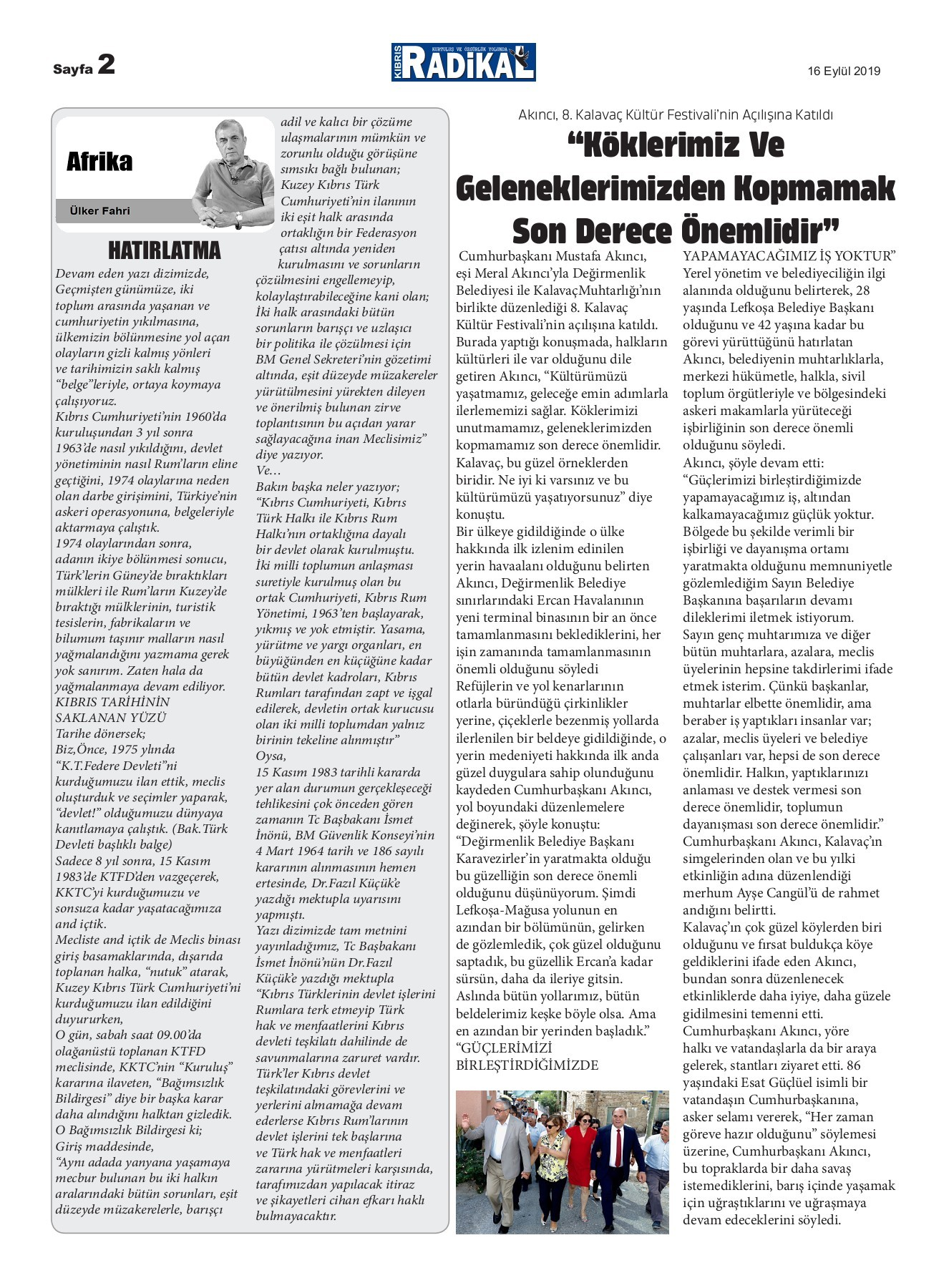 Radikal 16 09 2019 Pages 1 24 Text Version Pubhtml5