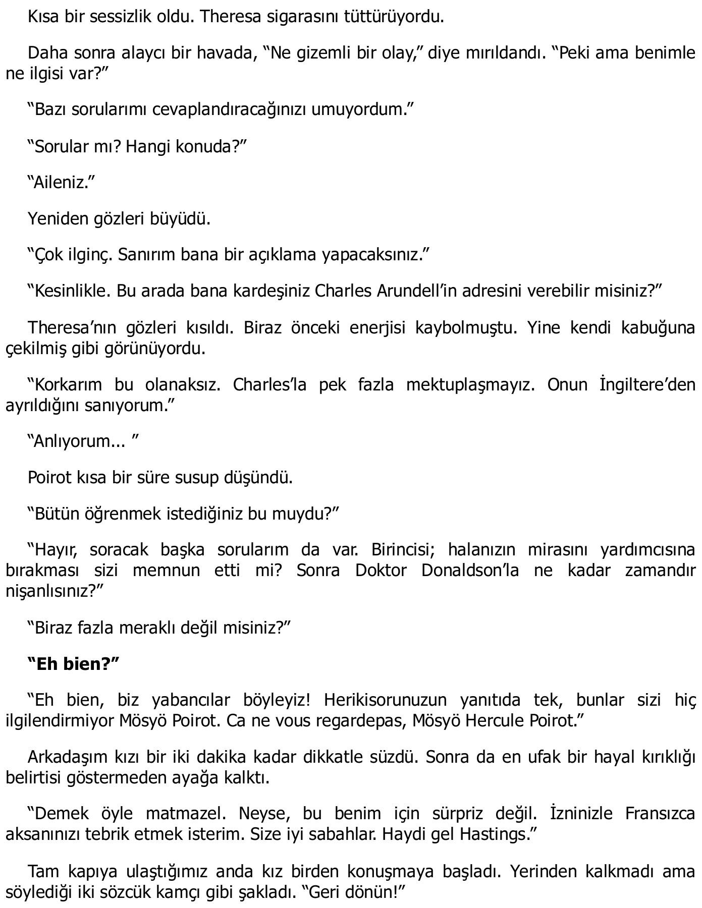 Agatha Christie - Sessiz Tanık-Flip Book Pages 101-150 | PubHTML5