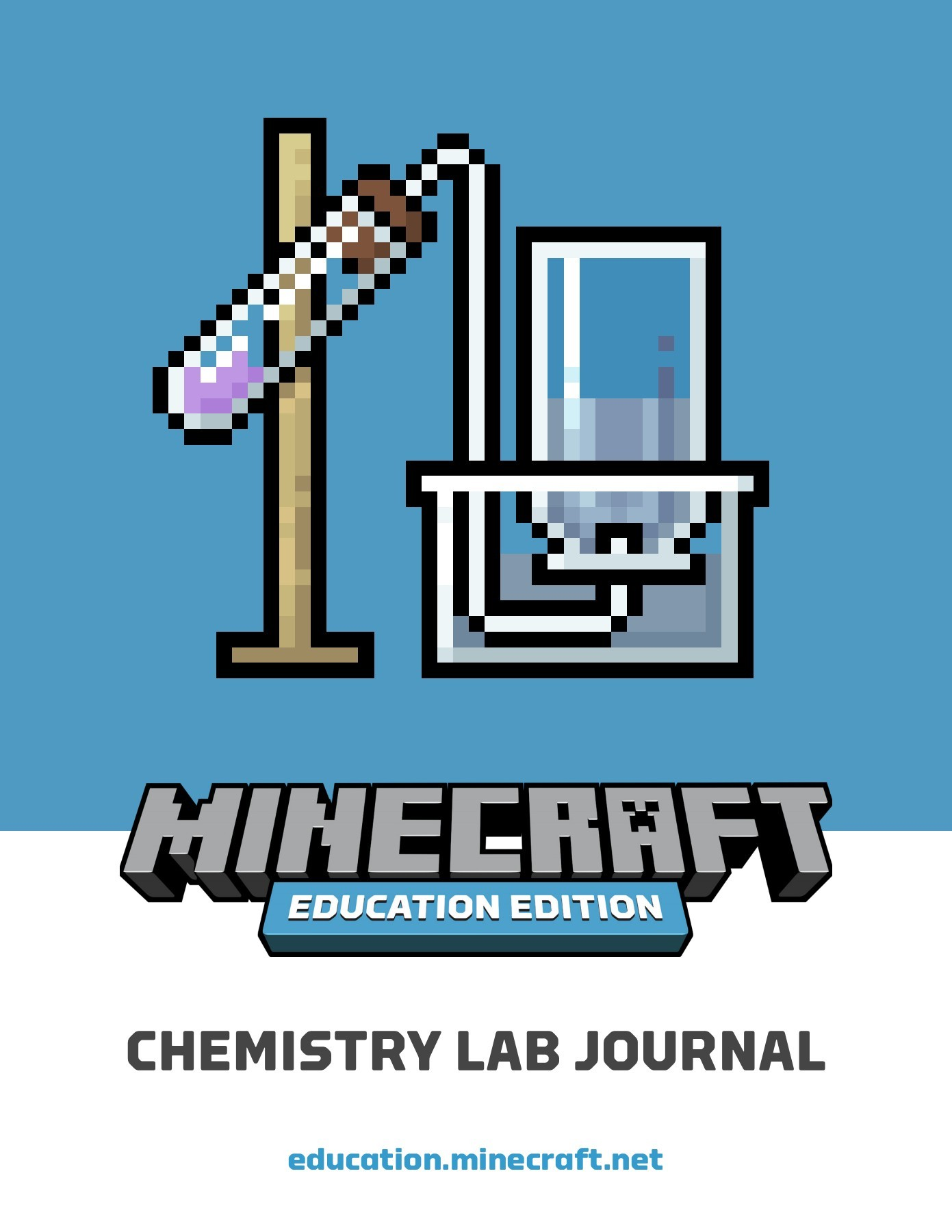 Minecraft Chemistrylab Journal Flip Book Pages 1 12 Pubhtml5