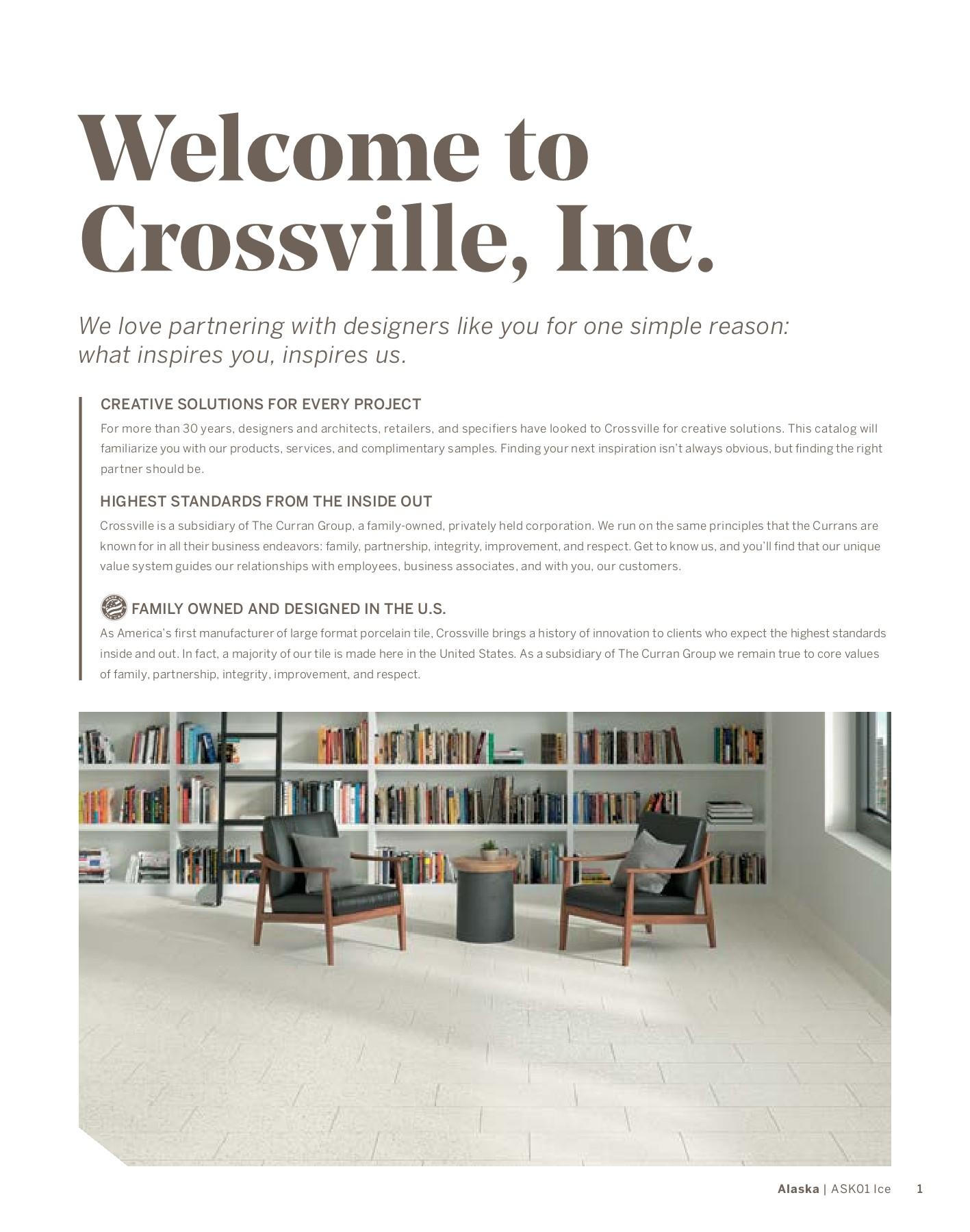2020 Crossville Inc Catalog Flip Book Pages 1 50 Pubhtml5