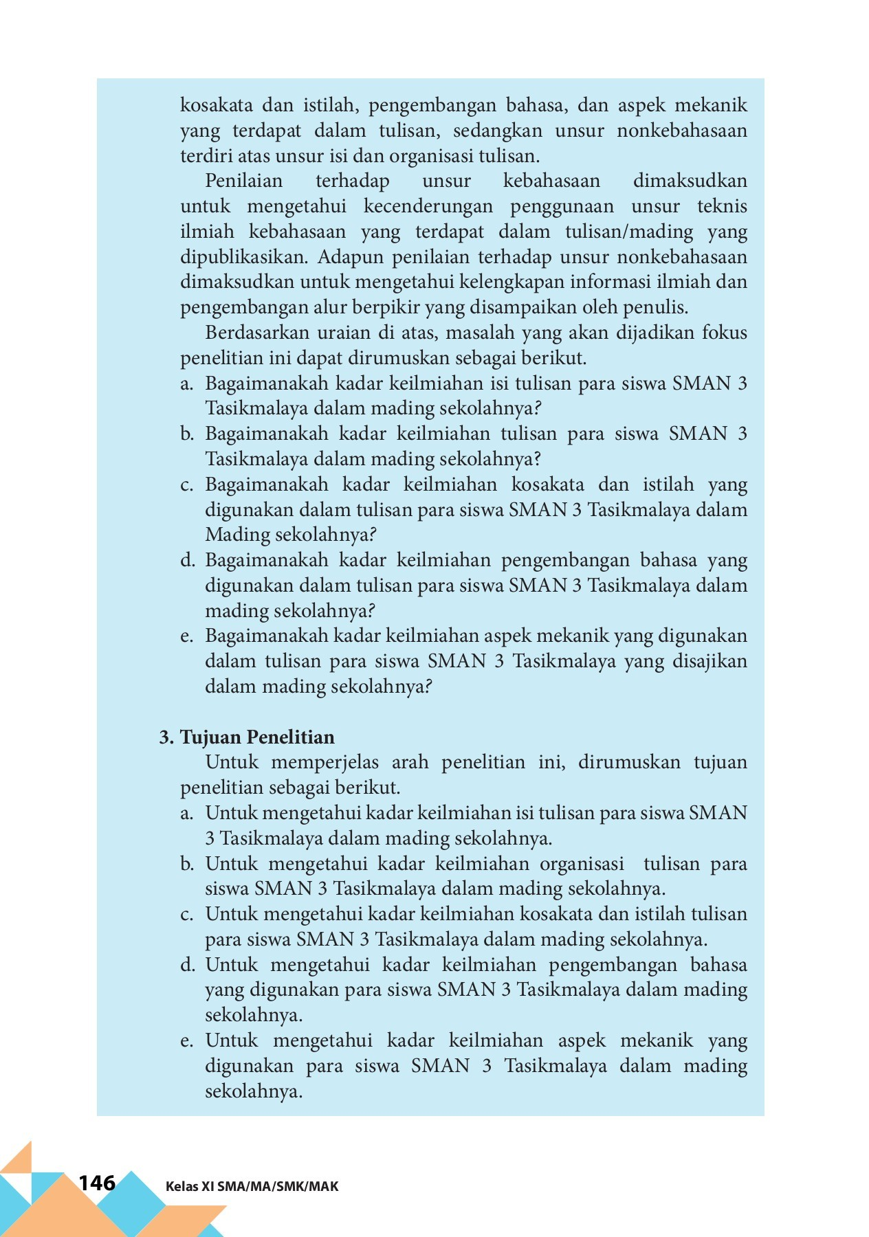 Bahasa Indonesia Kelas 11 By Sartono Flip Book Pages 151 200 Pubhtml5