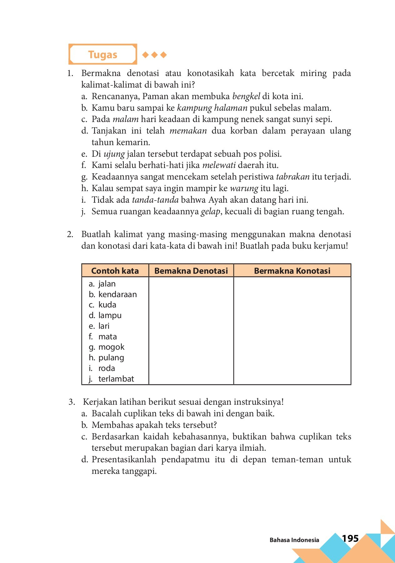 Bahasa Indonesia Kelas 11 By Sartono Flip Book Pages 201 250 Pubhtml5
