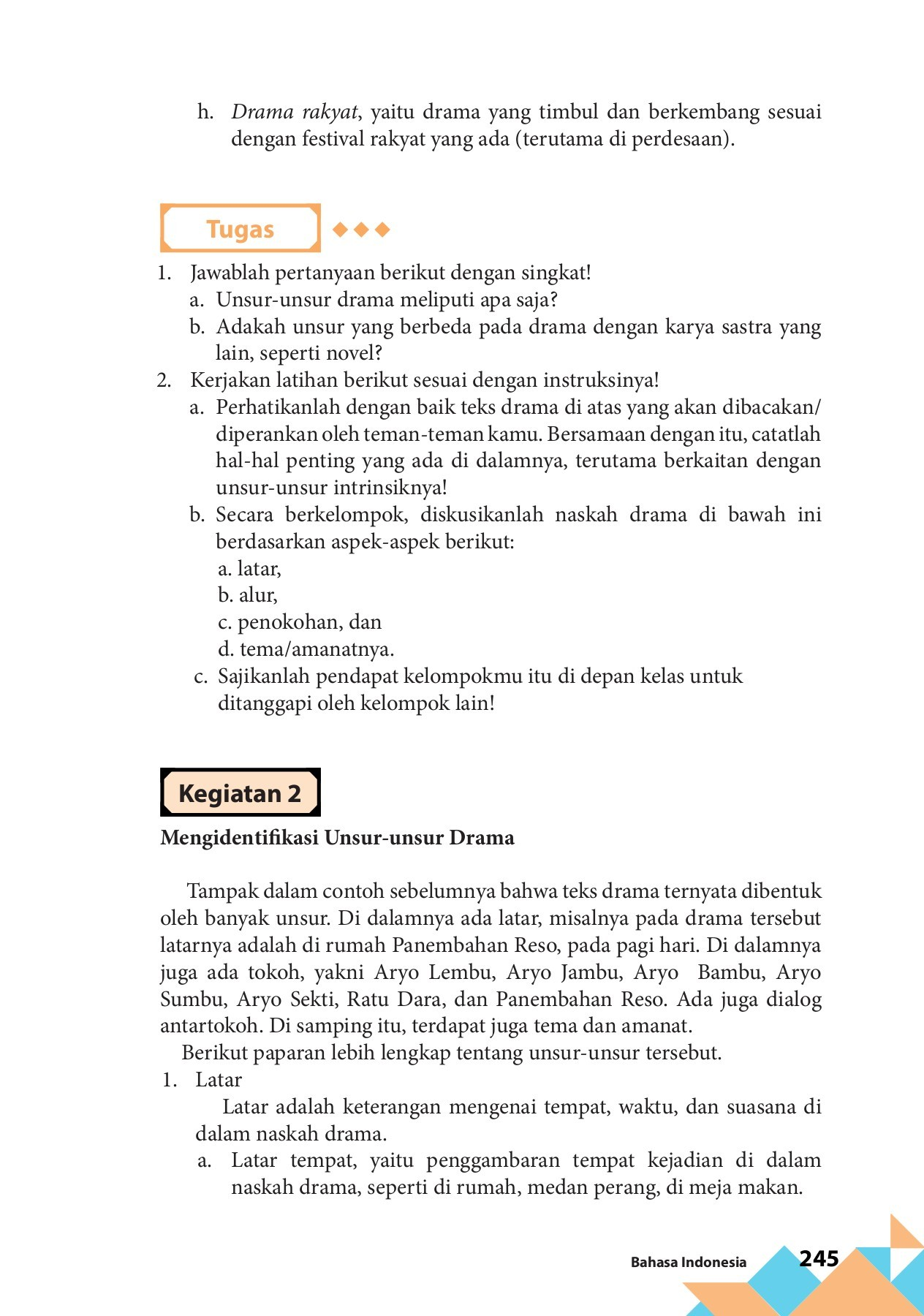 Bahasa Indonesia Kelas Xi Smk Semester Ii Babv Mempersiapkan Proposal Tugas Halaman 153