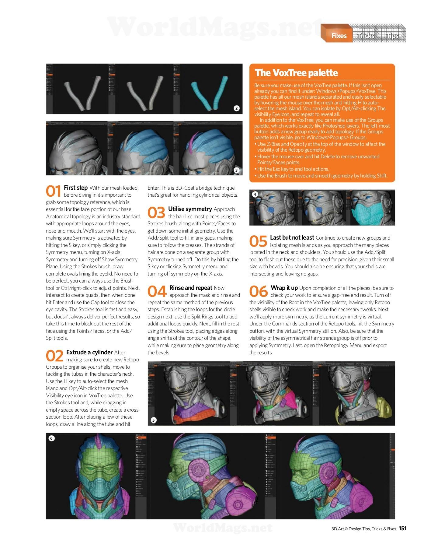 3d Art Design Flip Book Pages 151 164 Pubhtml5
