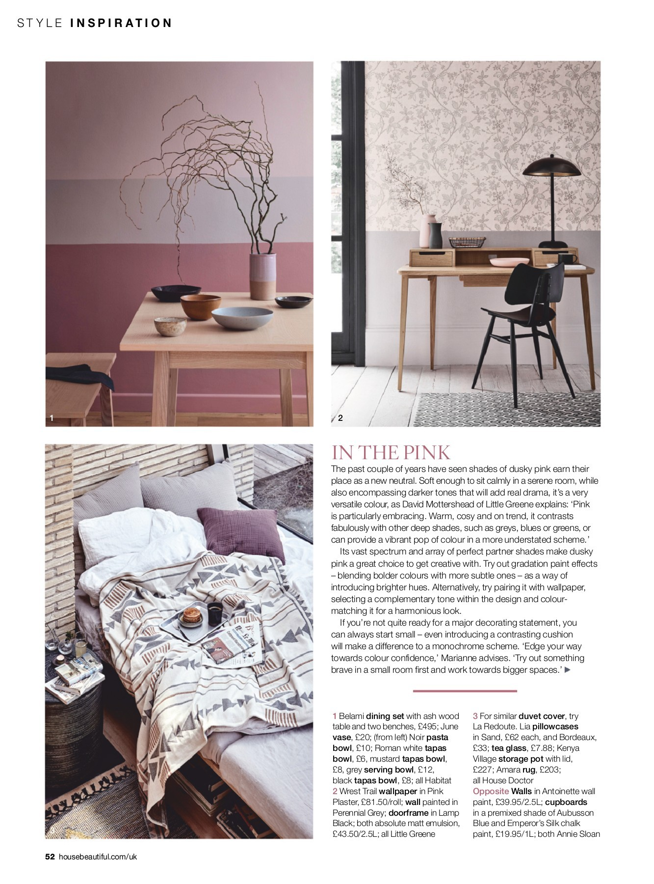 Farrow And Ball Bordeaux house beautiful uk_feb 2019-1-flip book pages 51-99 | pubhtml5