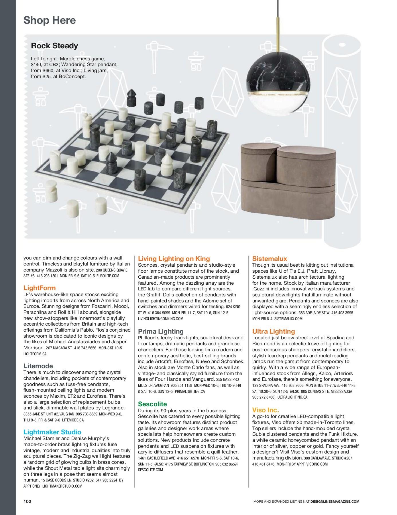 Bo Concept La Garde designlines_winter 2016 pages 101 - 120 - text version