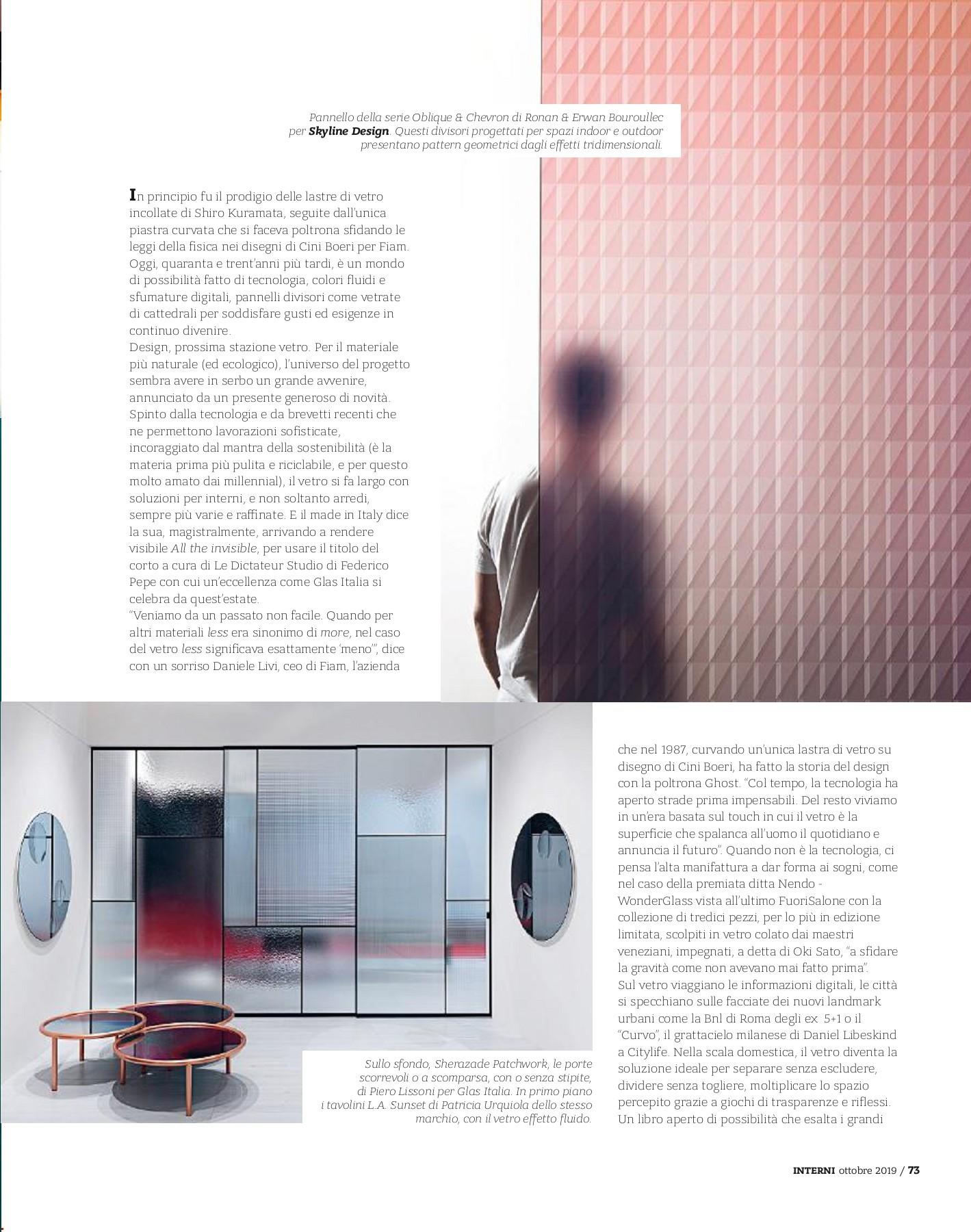 Offerte Lavoro Architetto Treviso interni italia_oct 2019-flip book pages 201-250 | pubhtml5