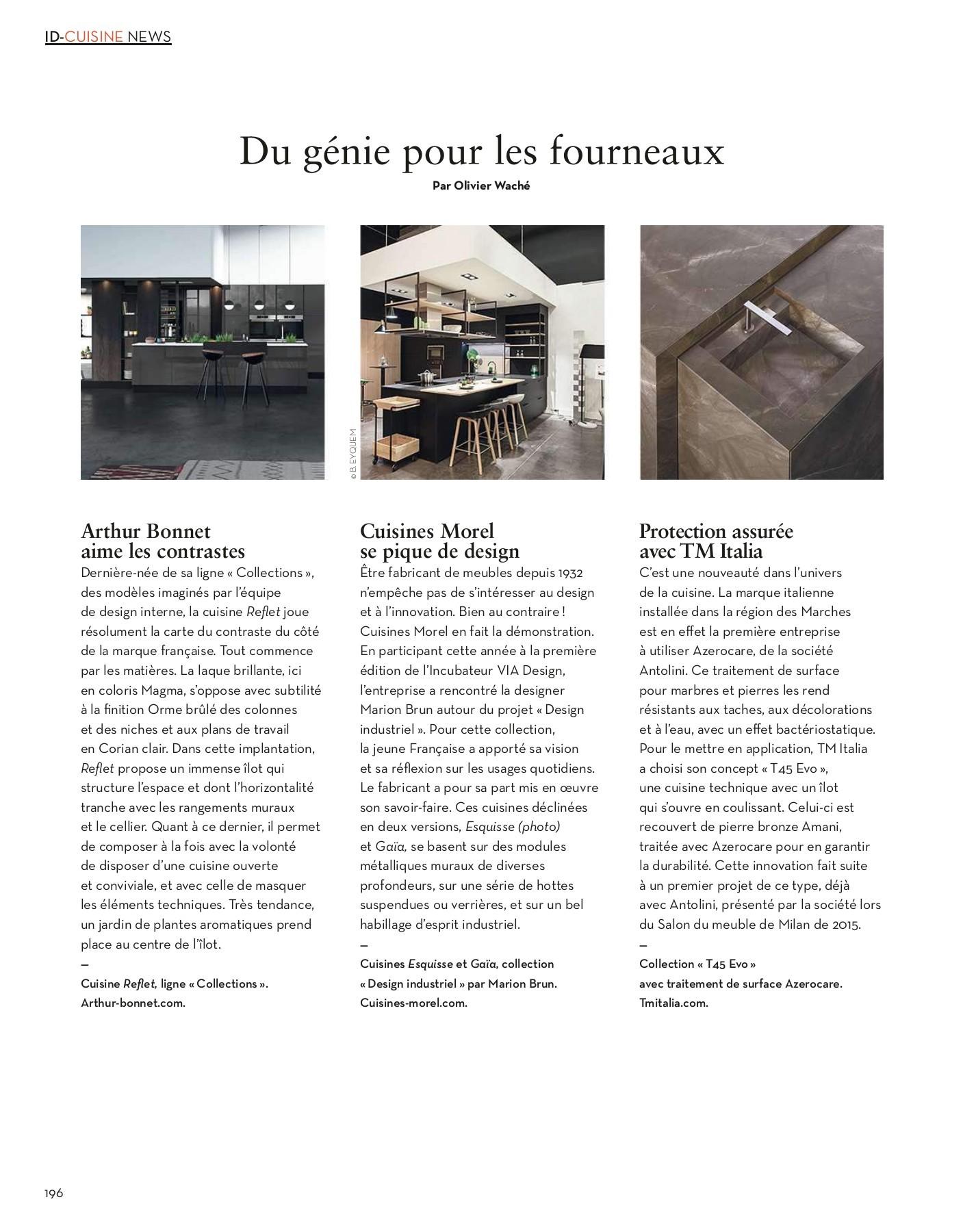 Cuisine Arthur Bonnet Rouen ideat_oct 2017 pages 201 - 232 - text version | pubhtml5