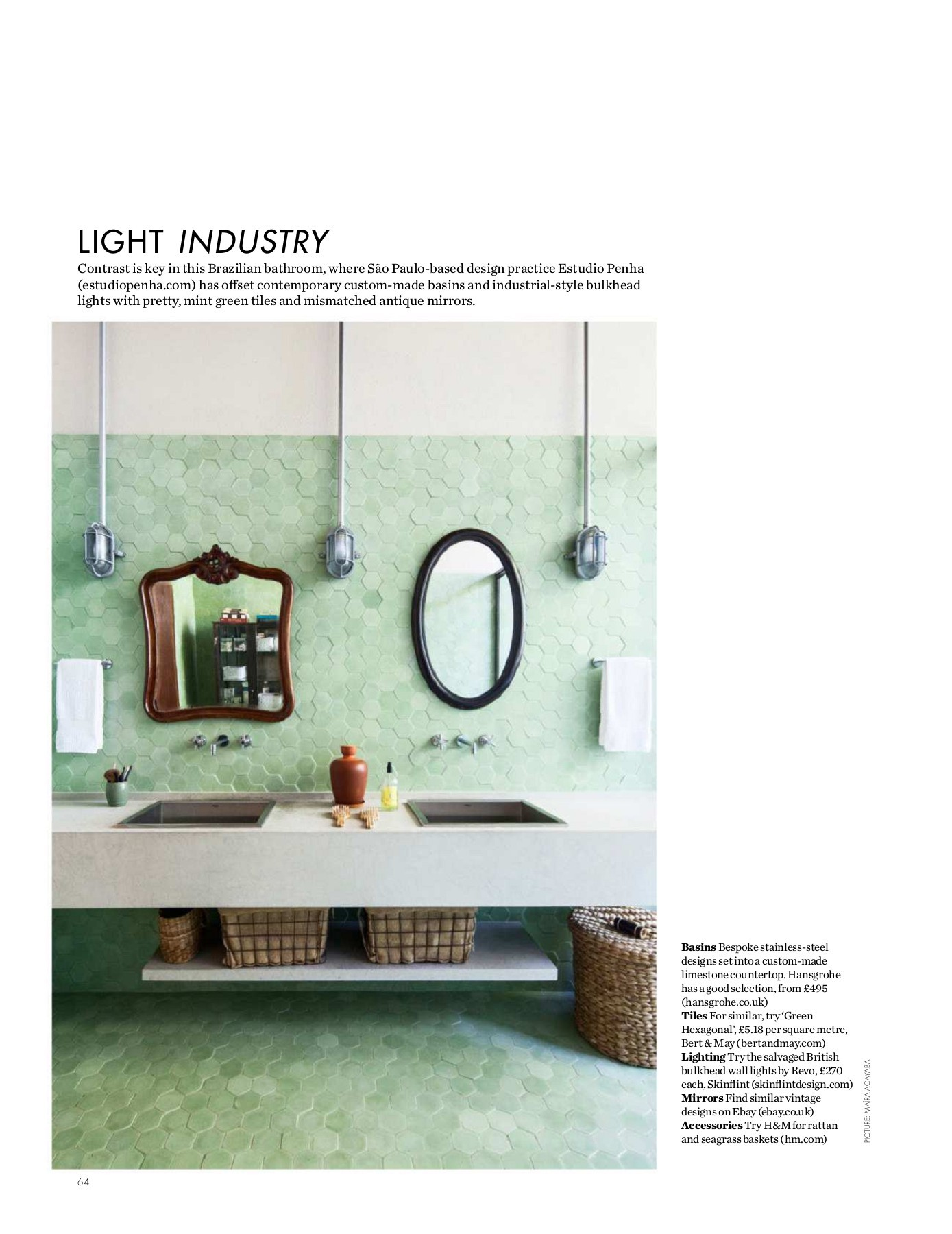 Elle Decoration UK Oct 20   Flip Book Pages 20 20   PubHTML20