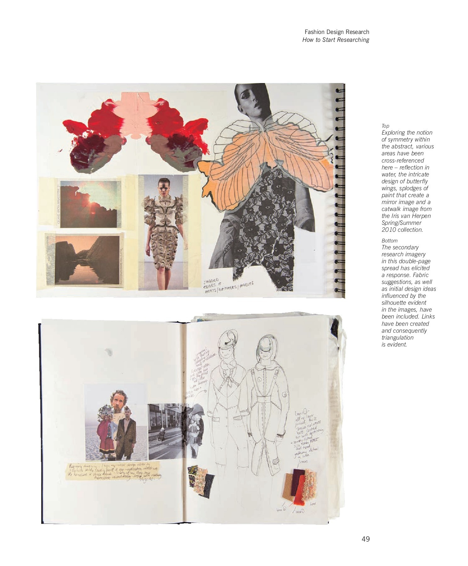 Fashion Design Research Flip Book Pages 51 100 Pubhtml5