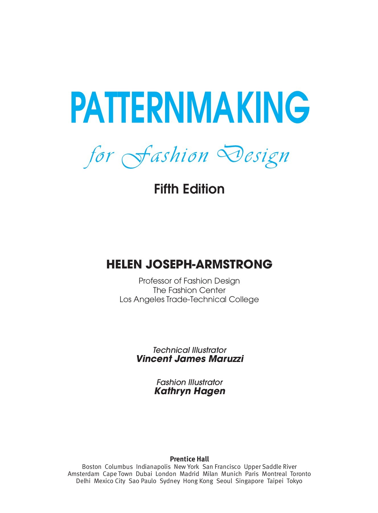 Pattern Making For Fashion Design 5th Edit 1 Flip Book Pages 1 50 Pubhtml5