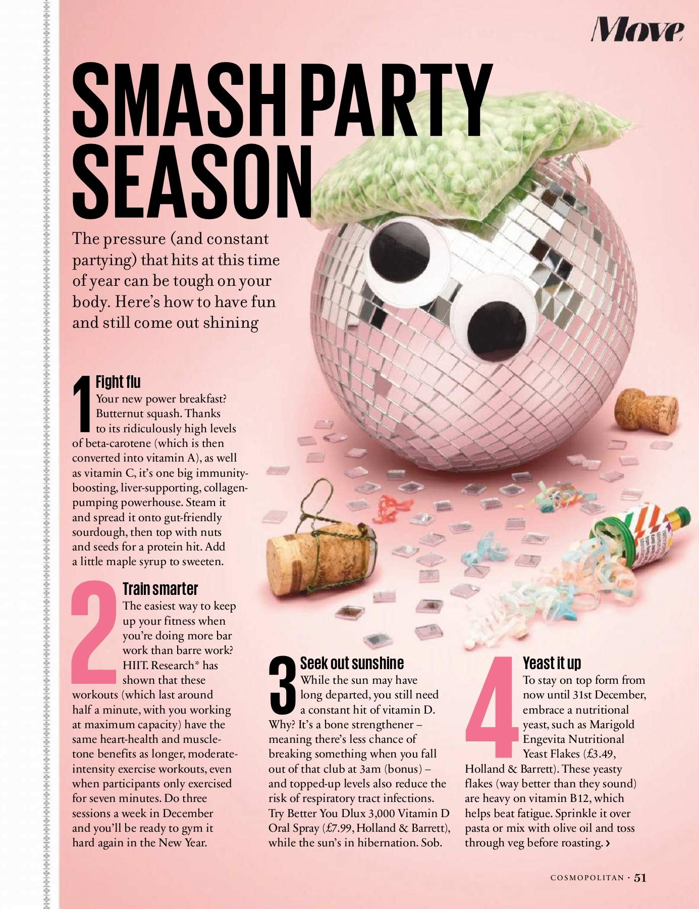 Topform Design Bank.Cosmopolitan Uk Dec 2018 Flip Book Pages 51 100 Pubhtml5