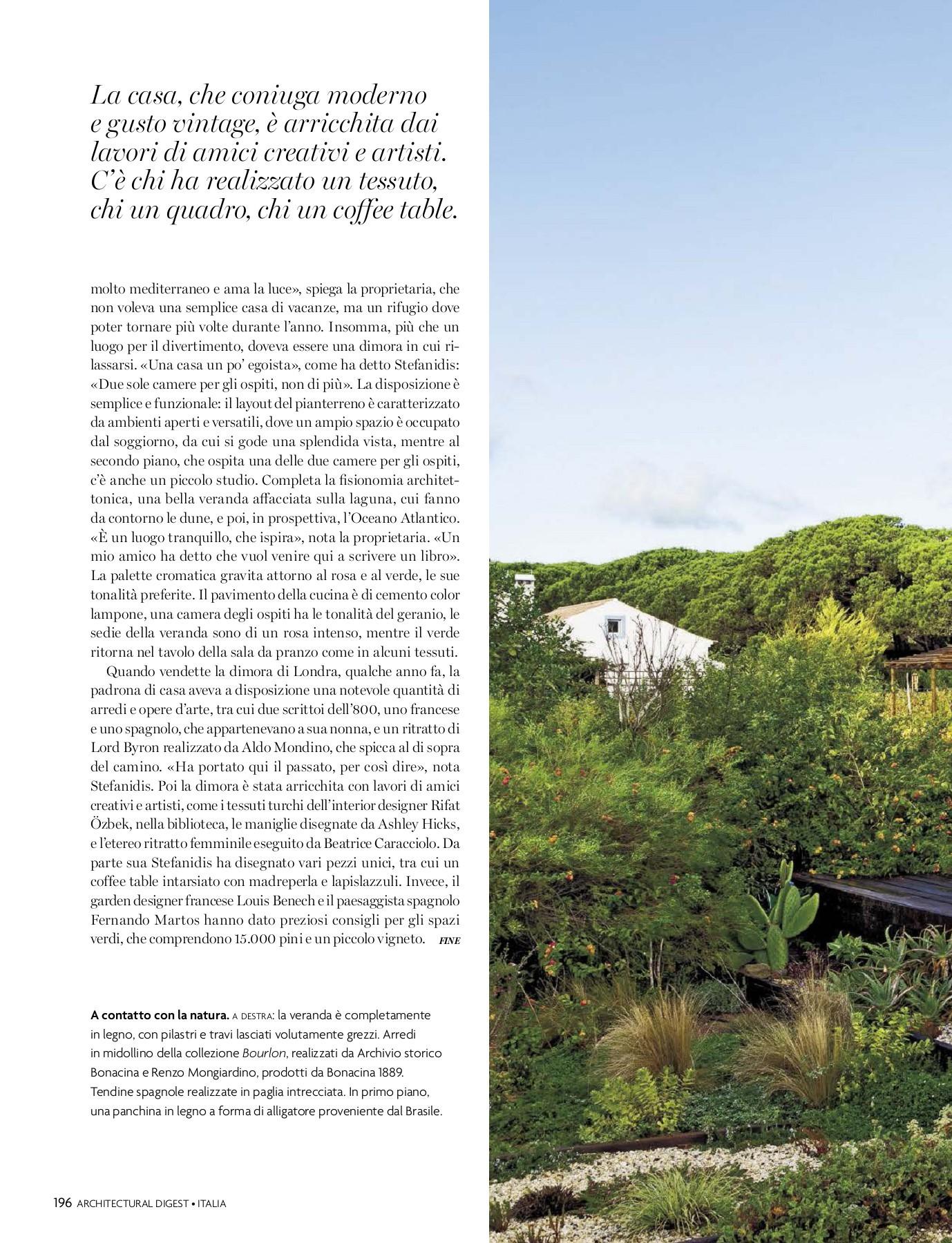 La Veranda Di Campagna architectural digest italia_oct 2017-flip book pages 201-229