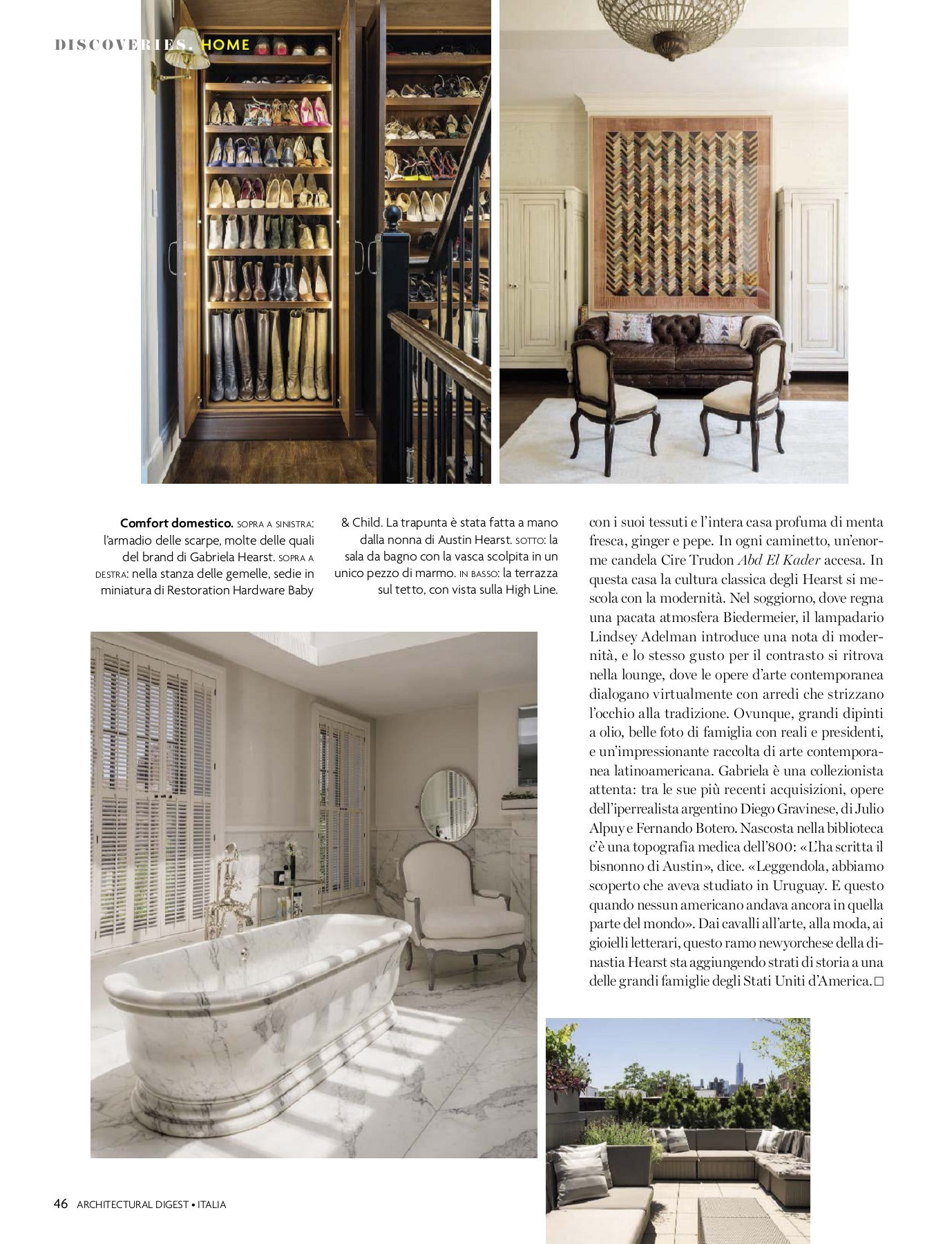 Impianto Idraulico A Vista architectural digest italia_oct 2017-flip book pages 51-100