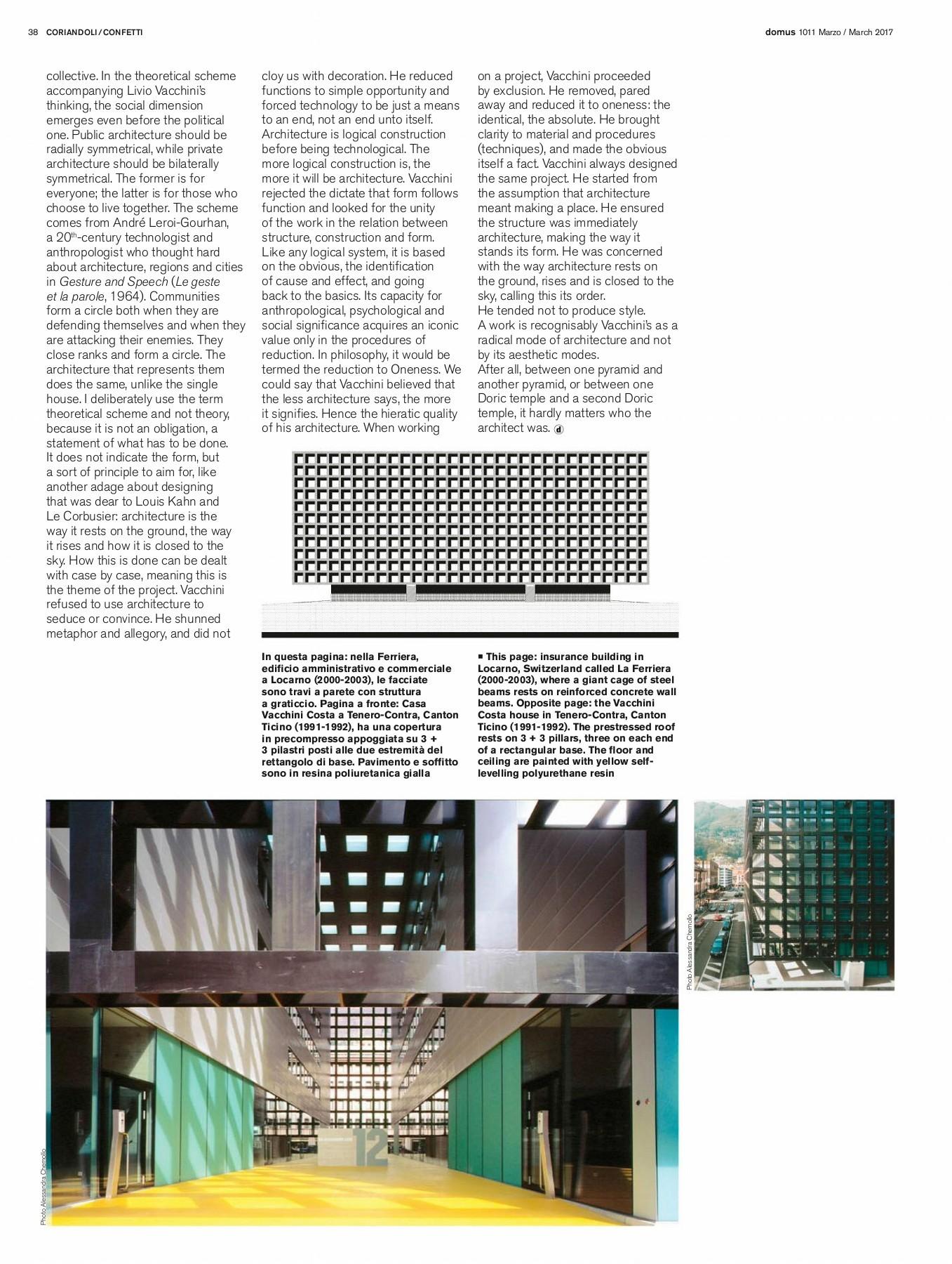 Facciata Casa Di Campagna domus italia_mar 2017-flip book pages 101-150 | pubhtml5