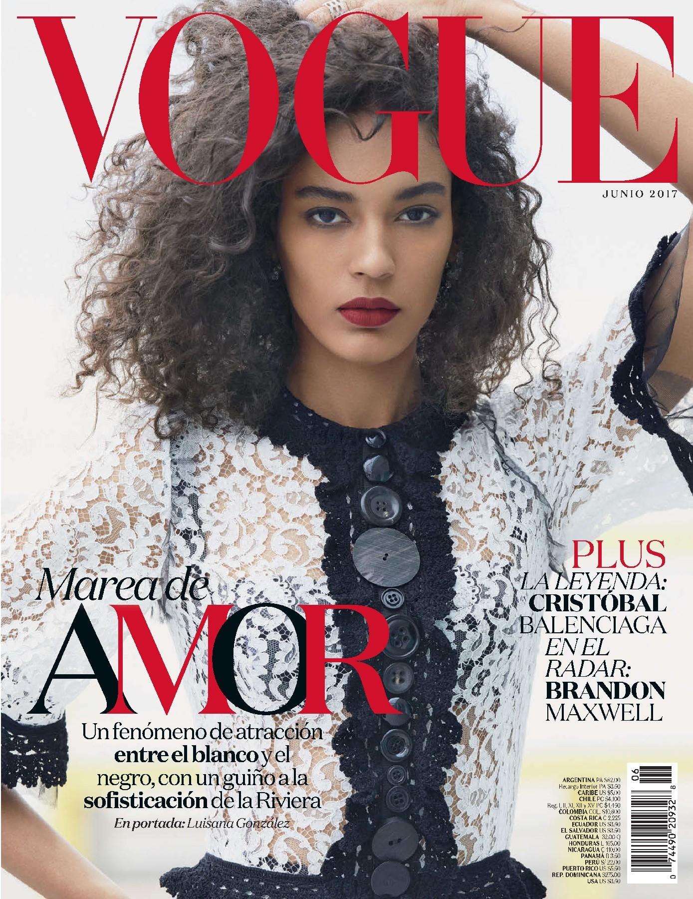 Vogue Latin America Jun 2017