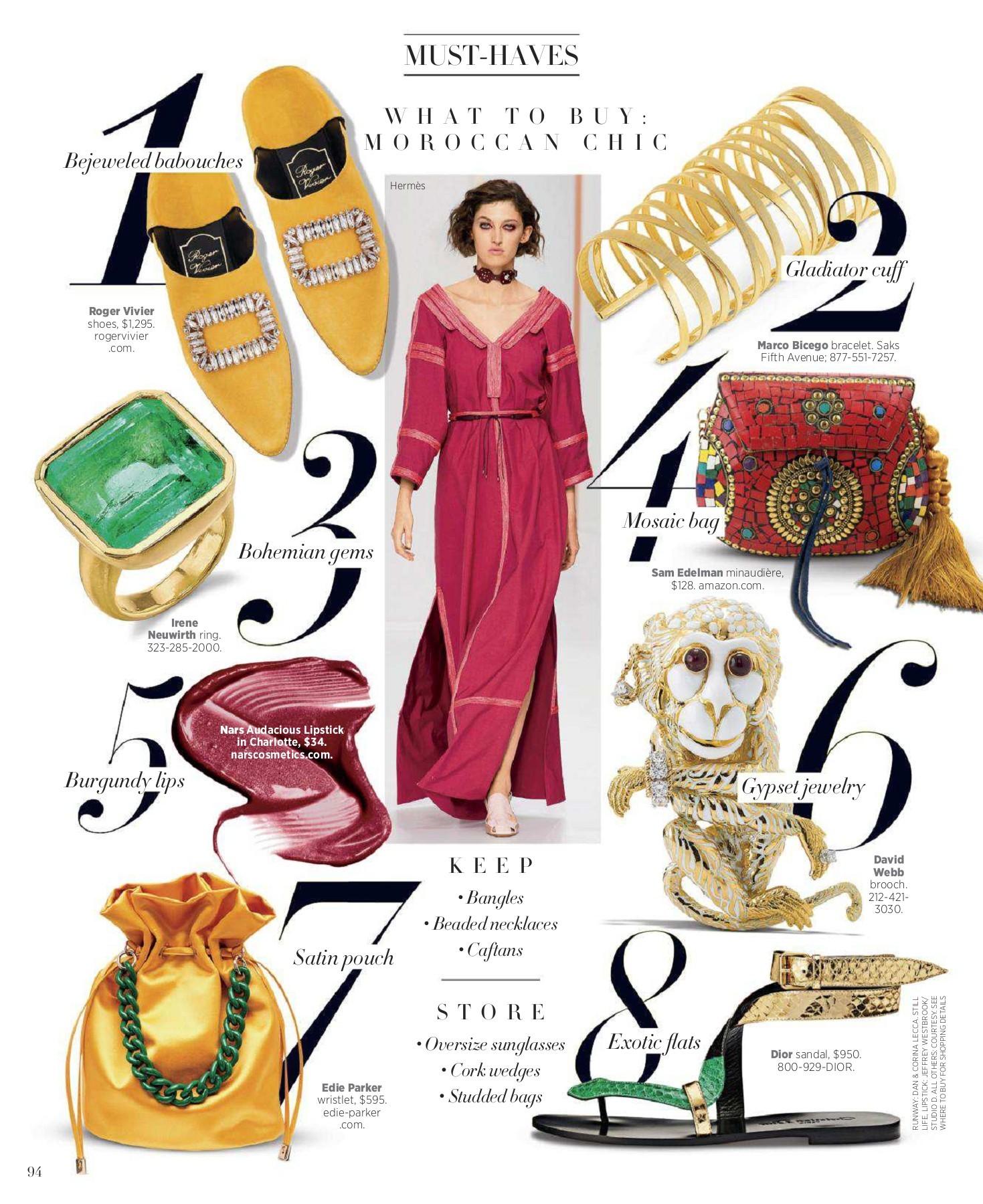 Harper S Bazaar Usa May 2018 Flip Book Pages 101 150 Pubhtml5