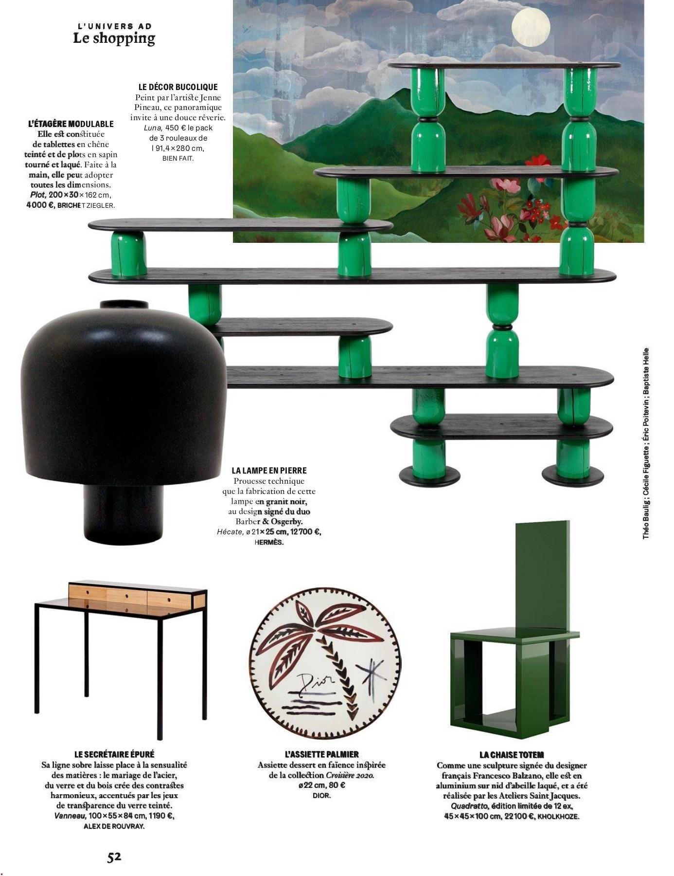 Le Papier Peint Est Il Recyclable architectural digest france_sepoct 2019-flip book pages 51