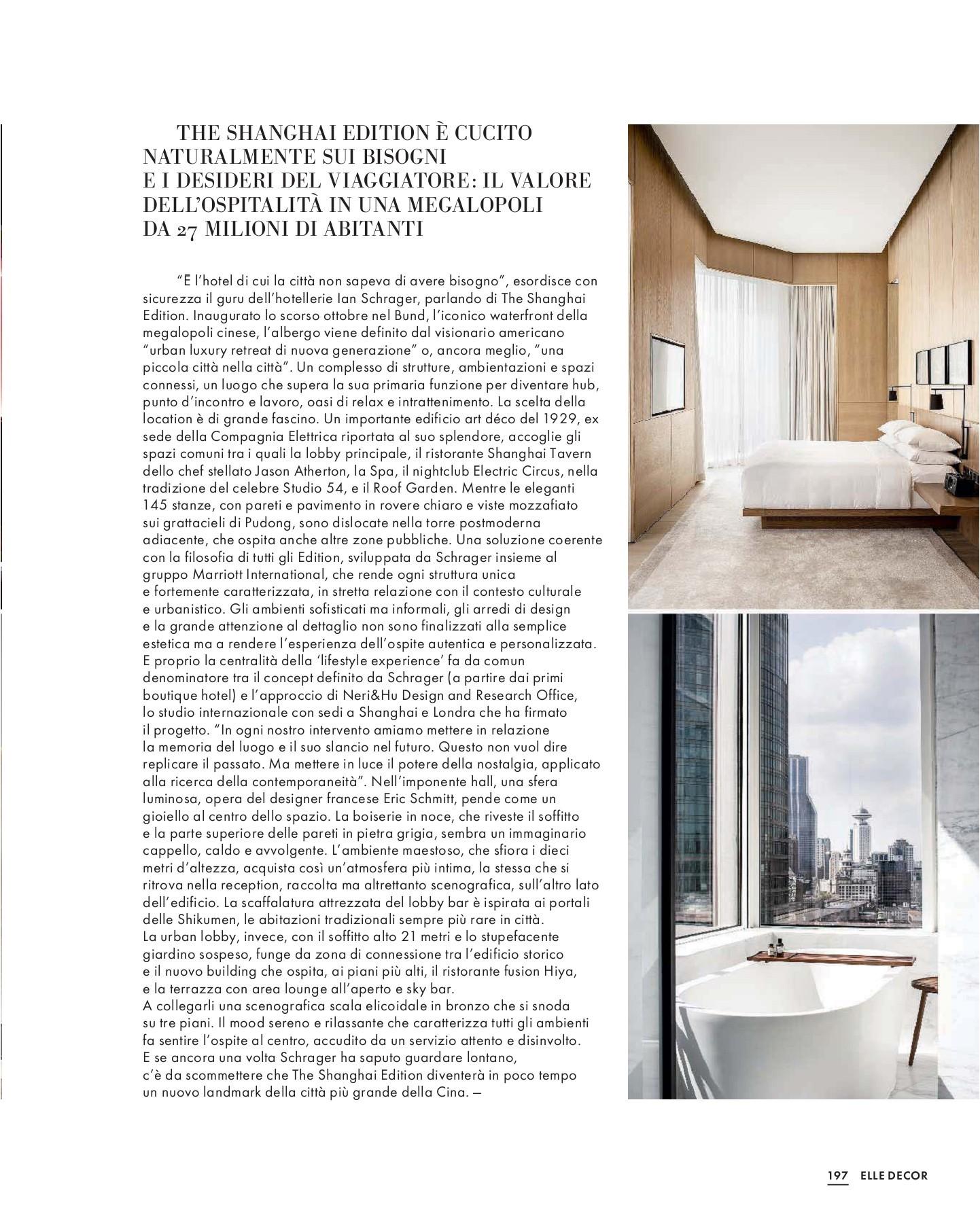 Carta Da Parati Fornasetti Mediterranea elle decor italia_nov 2018-flip book pages 201-246 | pubhtml5