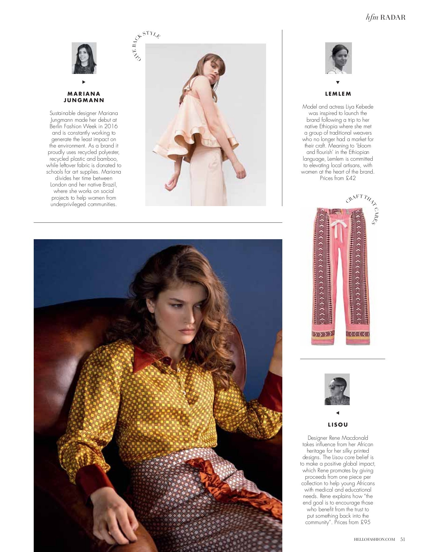 Hello Fashion Monthly Sep 2018 Flip Book Pages 51 100 Pubhtml5