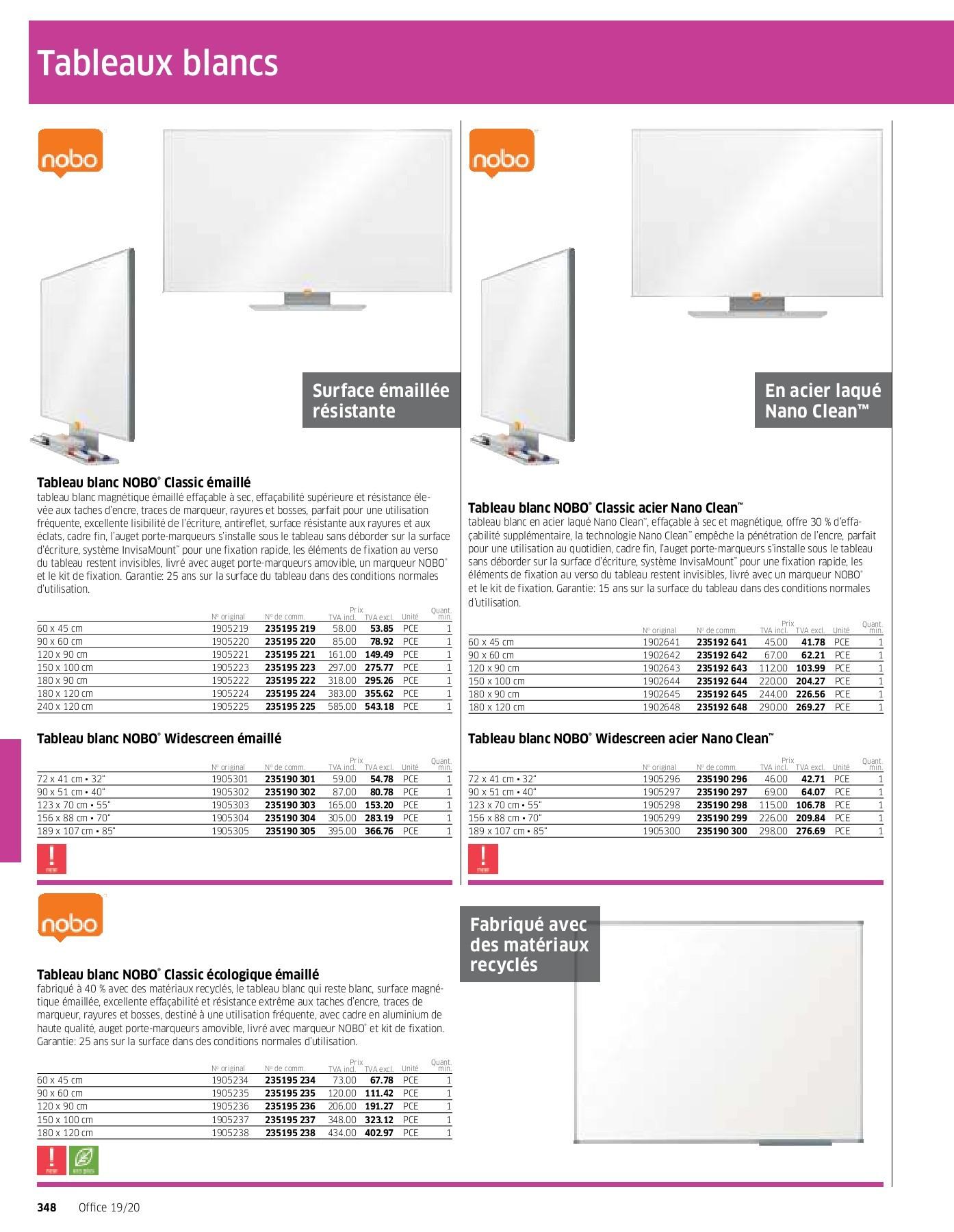 11352 /Étiquettes dymo blanc 54 x 25 mm 50 pi/èces 54 x 25 s0722520