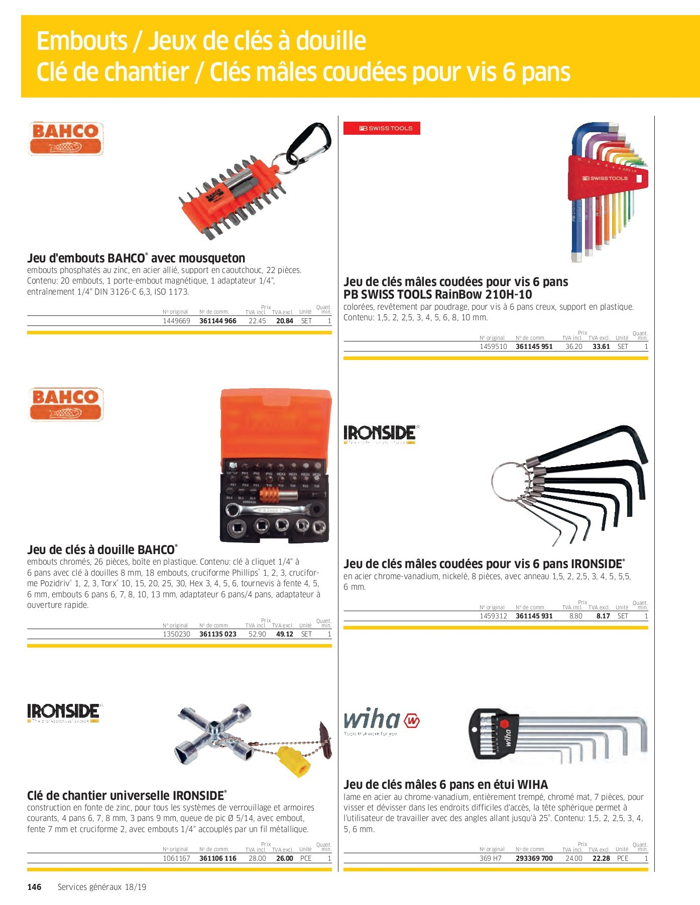 en Acier Inoxydable com-four/® Bo/îte /à cl/és pour jusqu/à 9 cl/és /à Verrouillage magn/étique